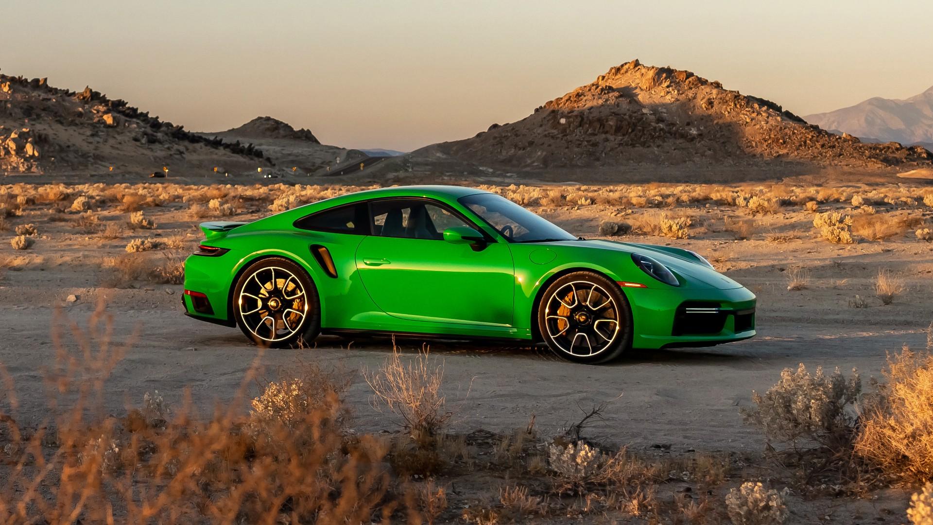 2021 Porsche 911 Turbo S 4K Wallpaper | HD Car Wallpapers ...