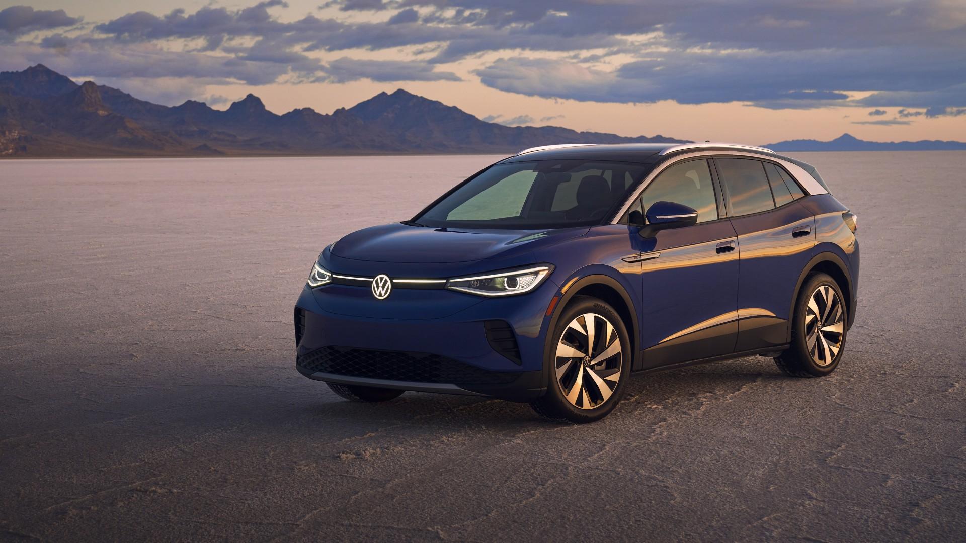 2021 Volkswagen ID.4 Pro S 4K Wallpaper | HD Car ...