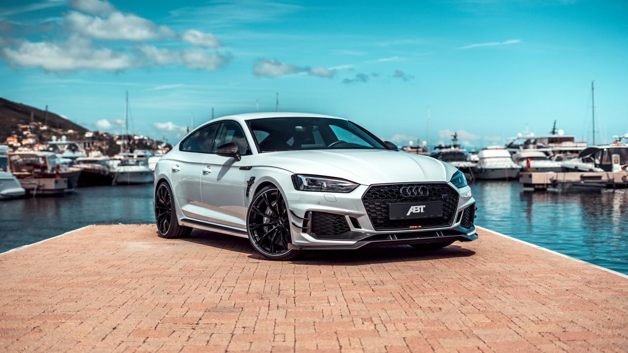 ABT Audi RS 5-R Sportback 2019 4K Wallpaper   HD Car ...