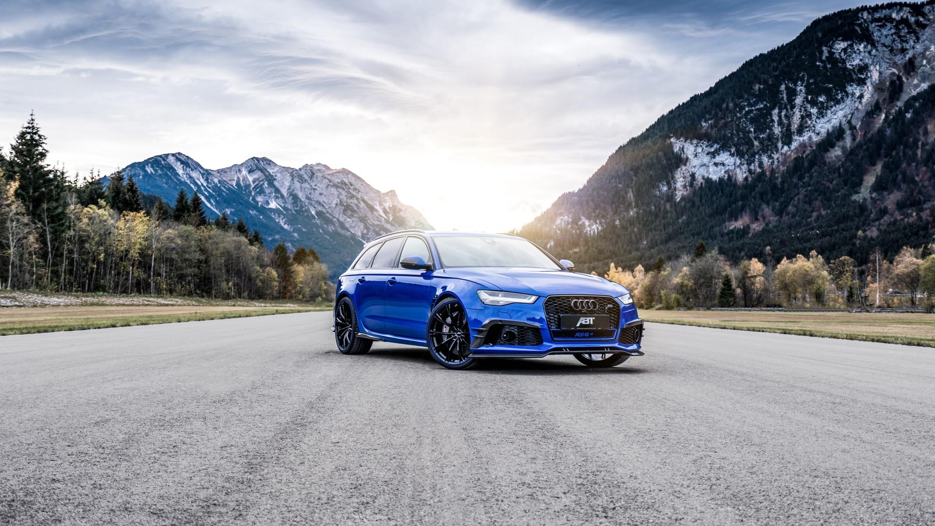 Abt Audi Rs 6 Nogaro Edition 4k Wallpaper Hd Car Wallpapers Id 11602