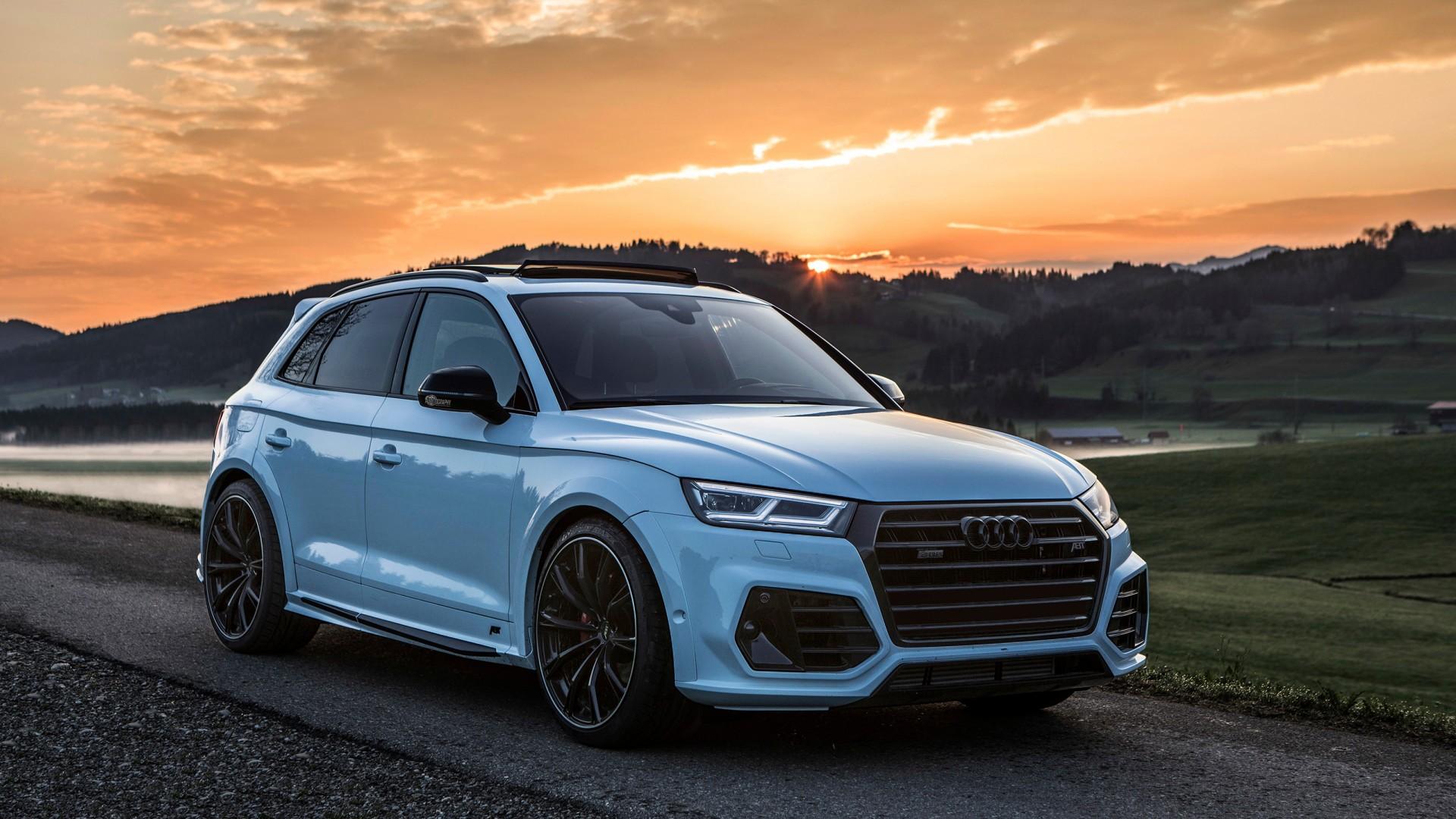 2018 Audi S5 >> ABT Audi SQ5 Widebody 2018 Wallpaper | HD Car Wallpapers ...