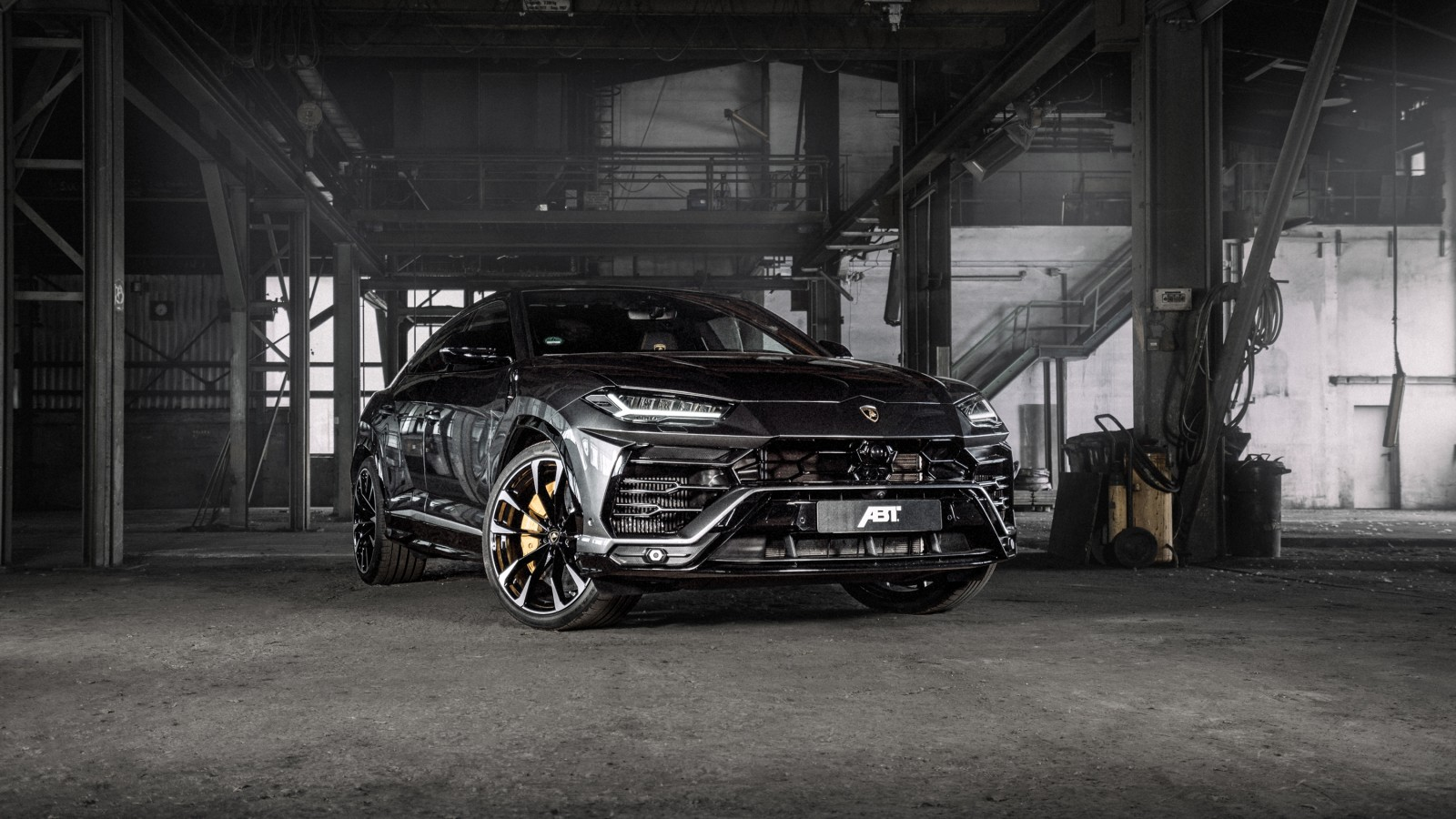 Abt Lamborghini Urus 2019 Wallpaper Hd Car Wallpapers