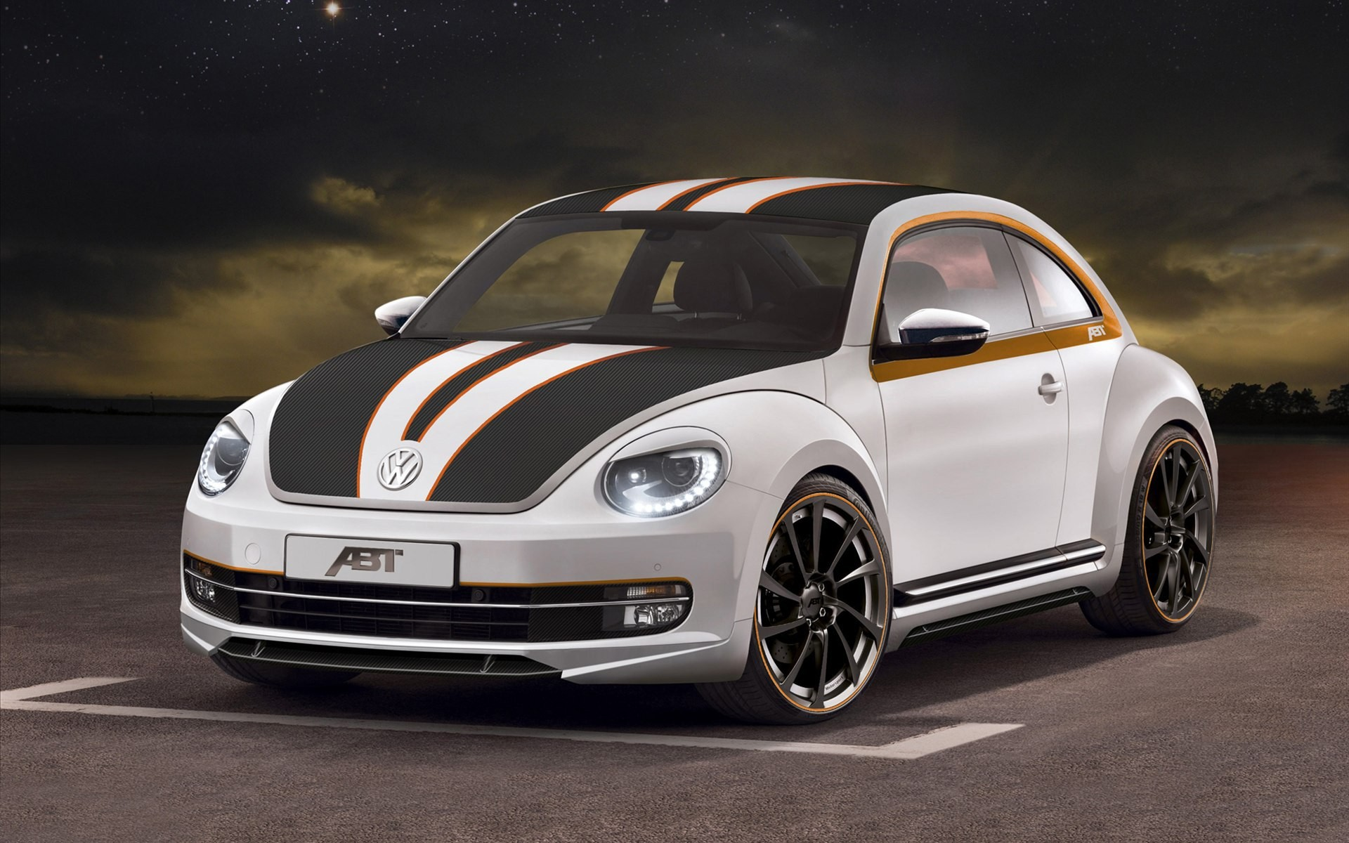 ABT Sportsline Volkswagen Beetle 2012 Wallpaper | HD Car ...