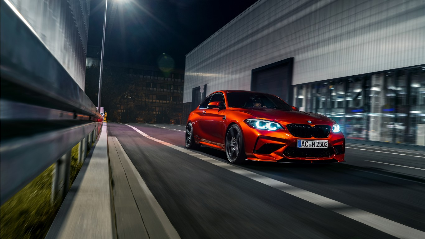 Ac Schnitzer Bmw M2 Competition 5k Wallpaper Hd Car Wallpapers Id 12612