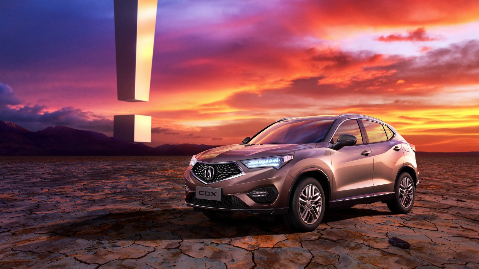 Acura CDX 2017 Wallpaper | HD Car Wallpapers