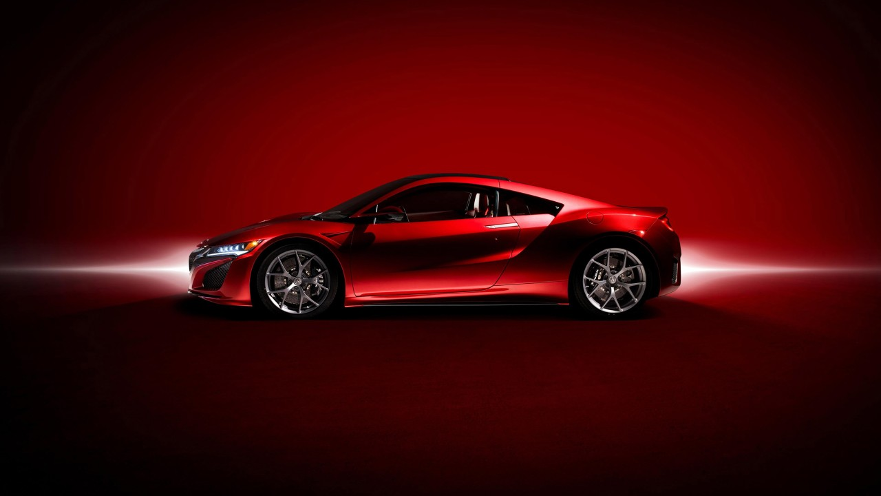 Cars Wallpapers: Acura NSX 2017 Wallpaper