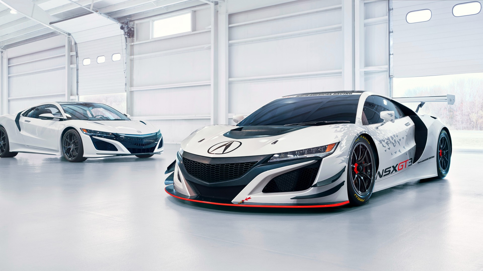 Acura Nsx Gt3 Wallpaper Hd Car Wallpapers