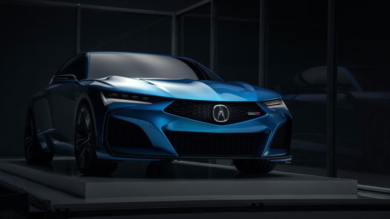 Acura Type S Concept 2019 4k 3 Wallpaper Hd Car