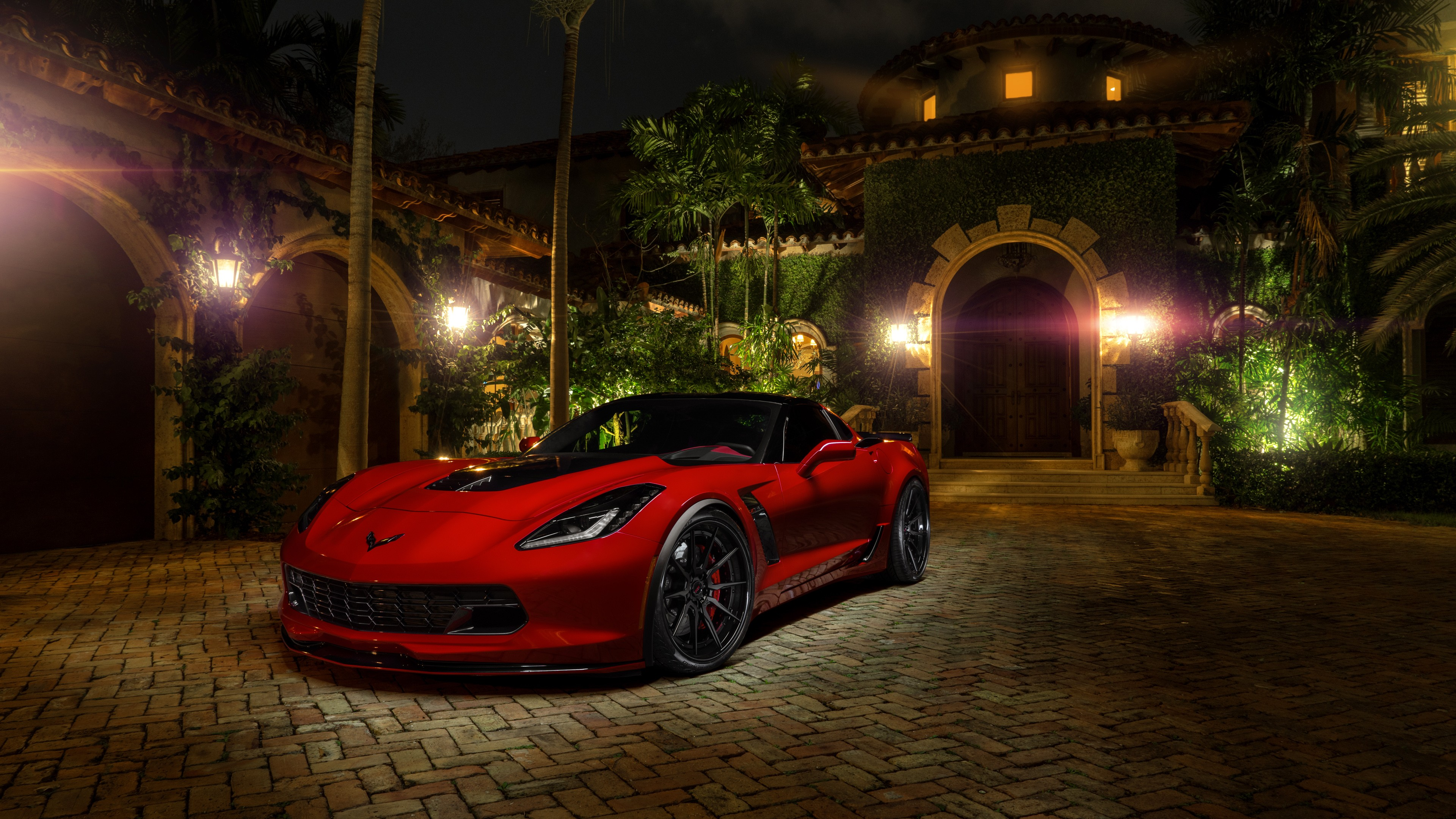 Adv1 Chevrolet Corvette C7 Z06 Wallpaper Hd Car