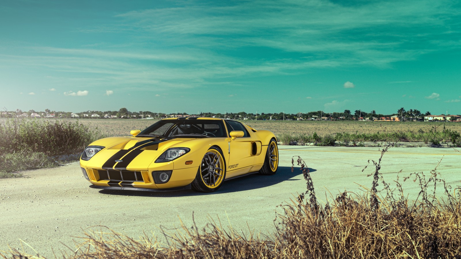 Ford Gt Supercars American Cars 2017 4k Uhd Widescreen: ADV1 Ford GT Wallpaper