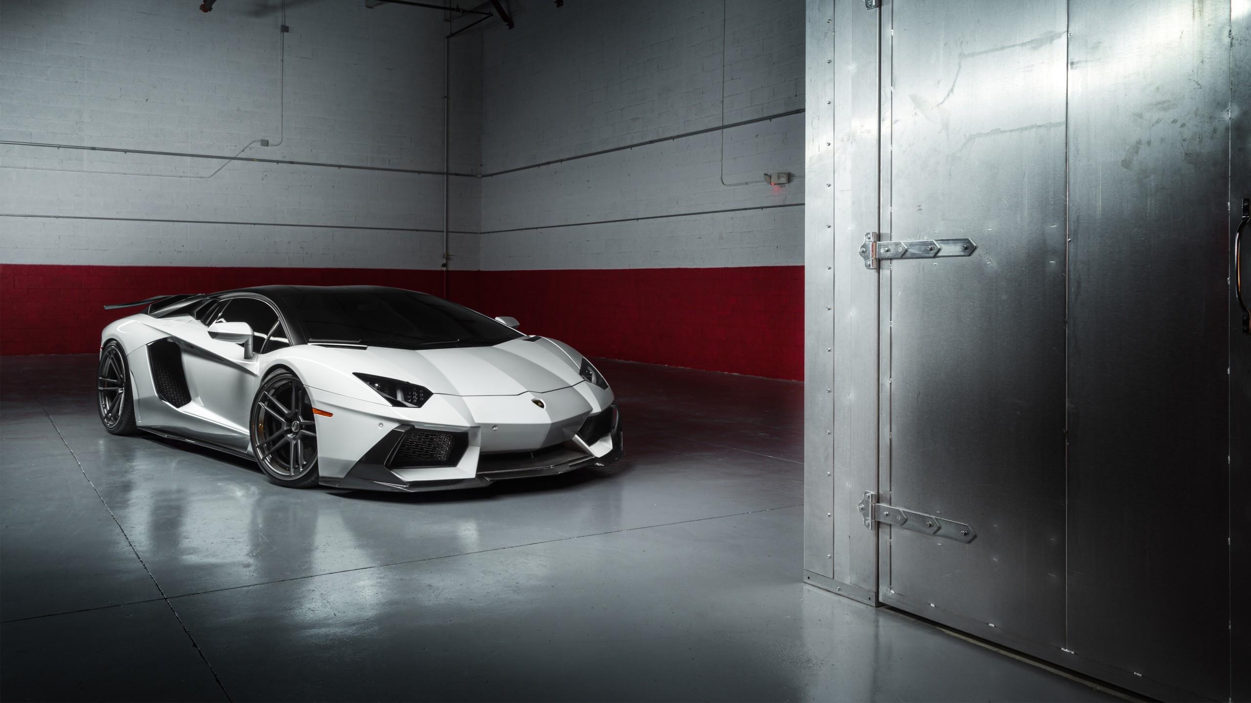 Adv1 Aventador Lamborghini Miami Wallpapers: ADV1 Lamborghini Aventador LP PML Wallpaper