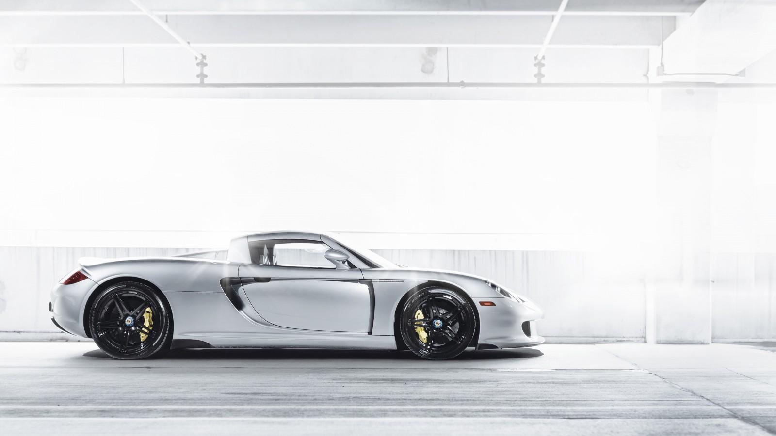 Adv1 Porsche Carrera Gt Wallpaper Hd Car Wallpapers Id