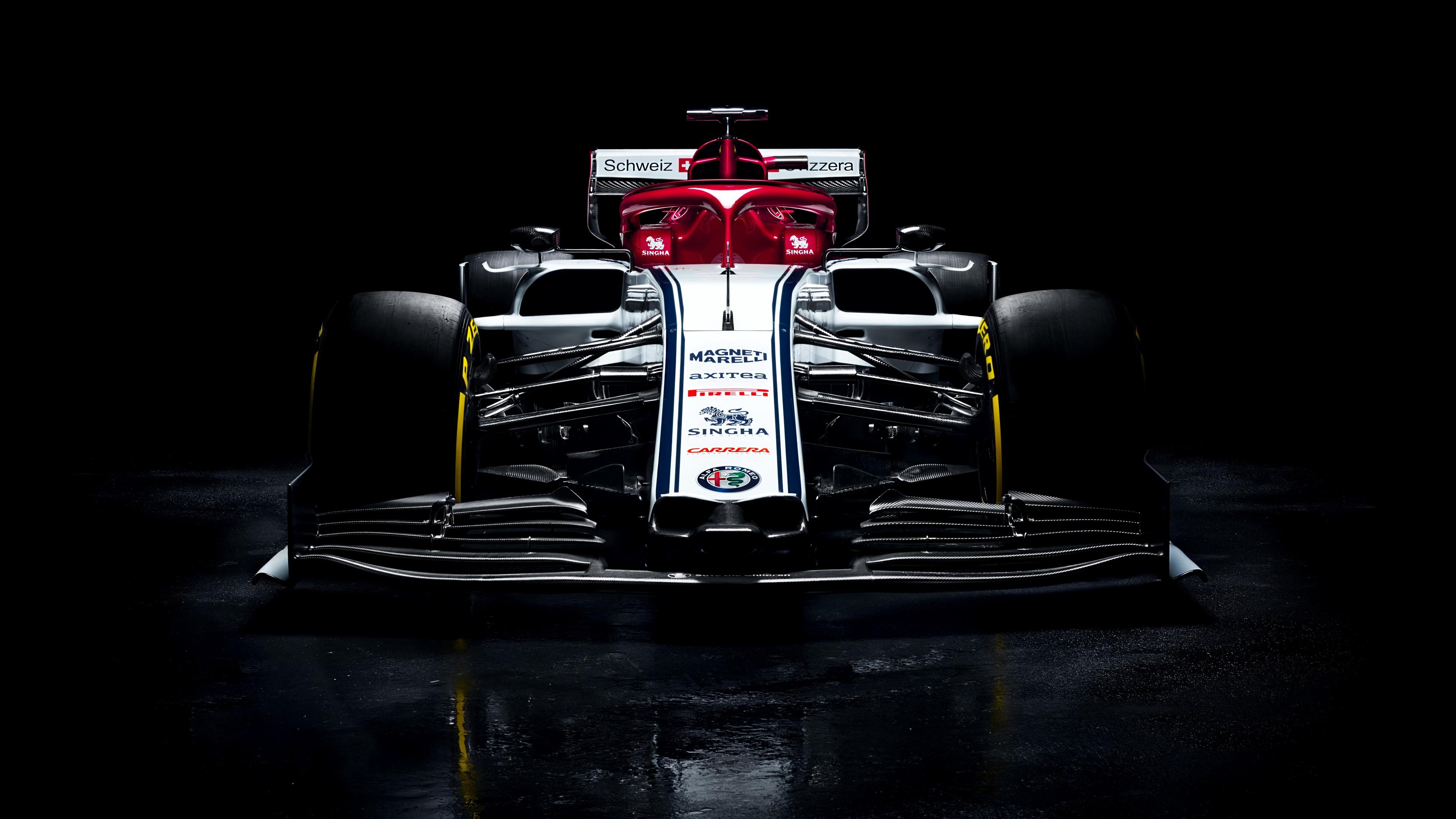 Alfa Romeo C38 Formula 1 2019 4k 8k 3 Wallpaper Hd Car Wallpapers Id 12030