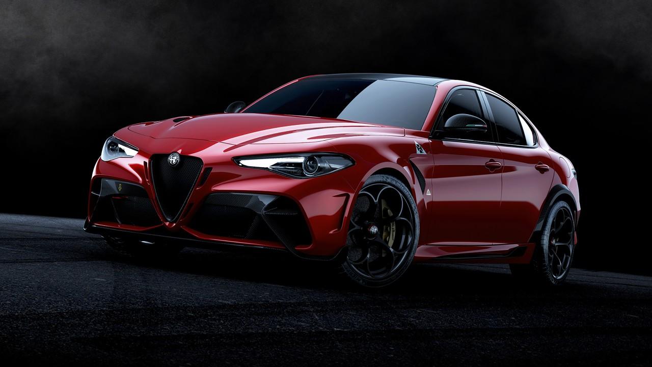 Alfa Romeo Giulia GTA 2020 Wallpaper