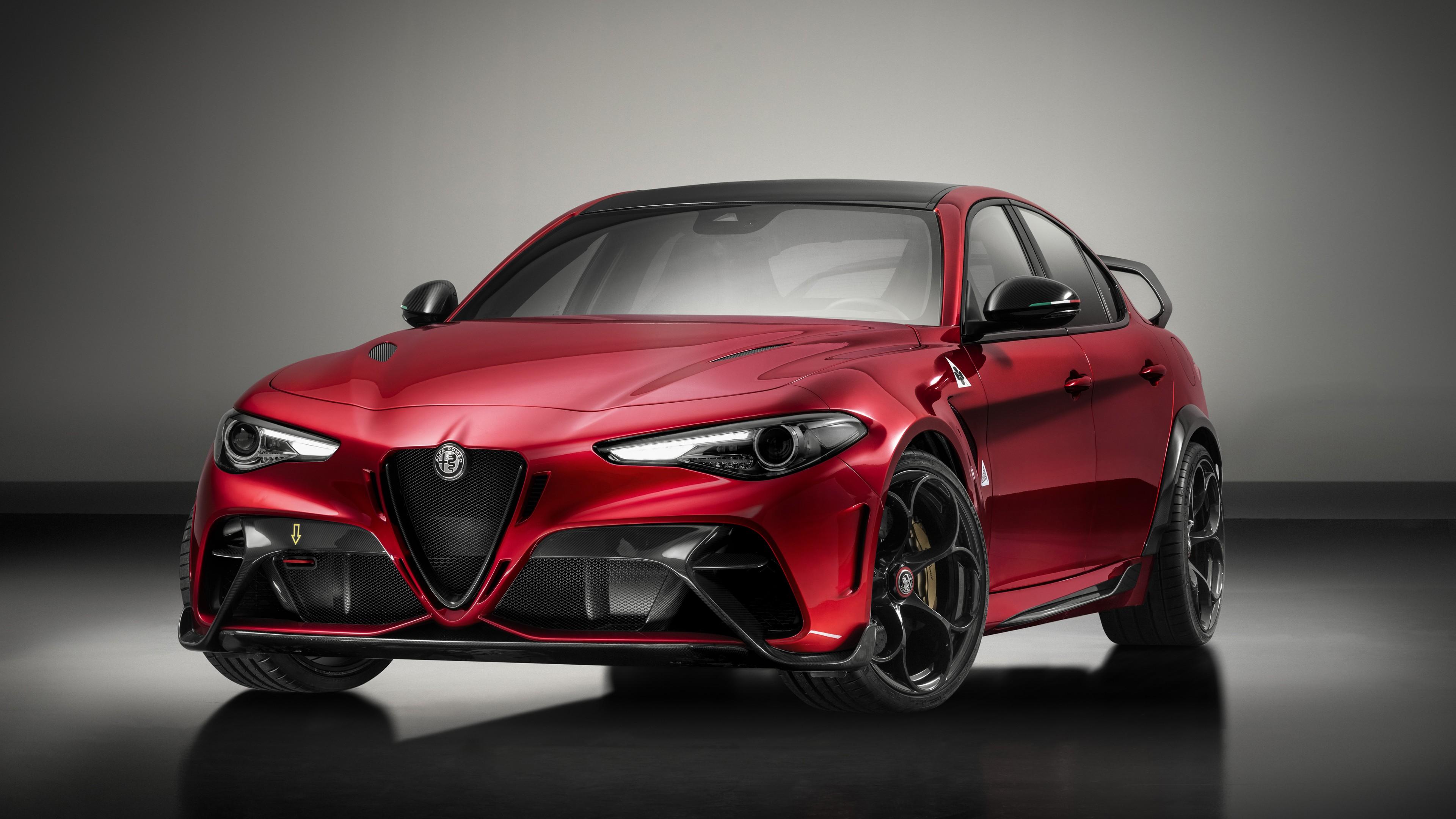 Alfa Romeo Giulia Gtam 2020 5k 2 Wallpaper Hd Car Wallpapers