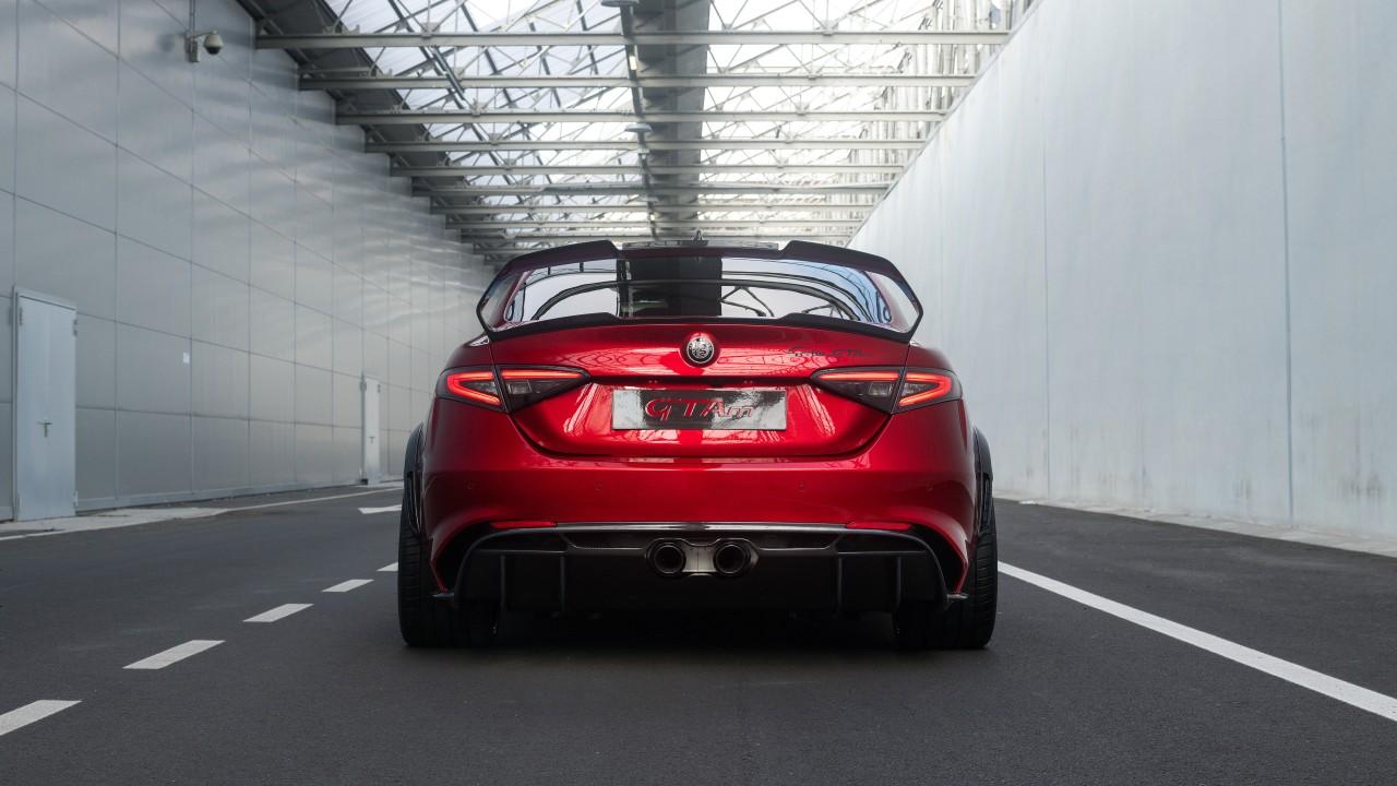 Alfa Romeo Giulia GTAm 2020 5K 4 Wallpaper | HD Car ...