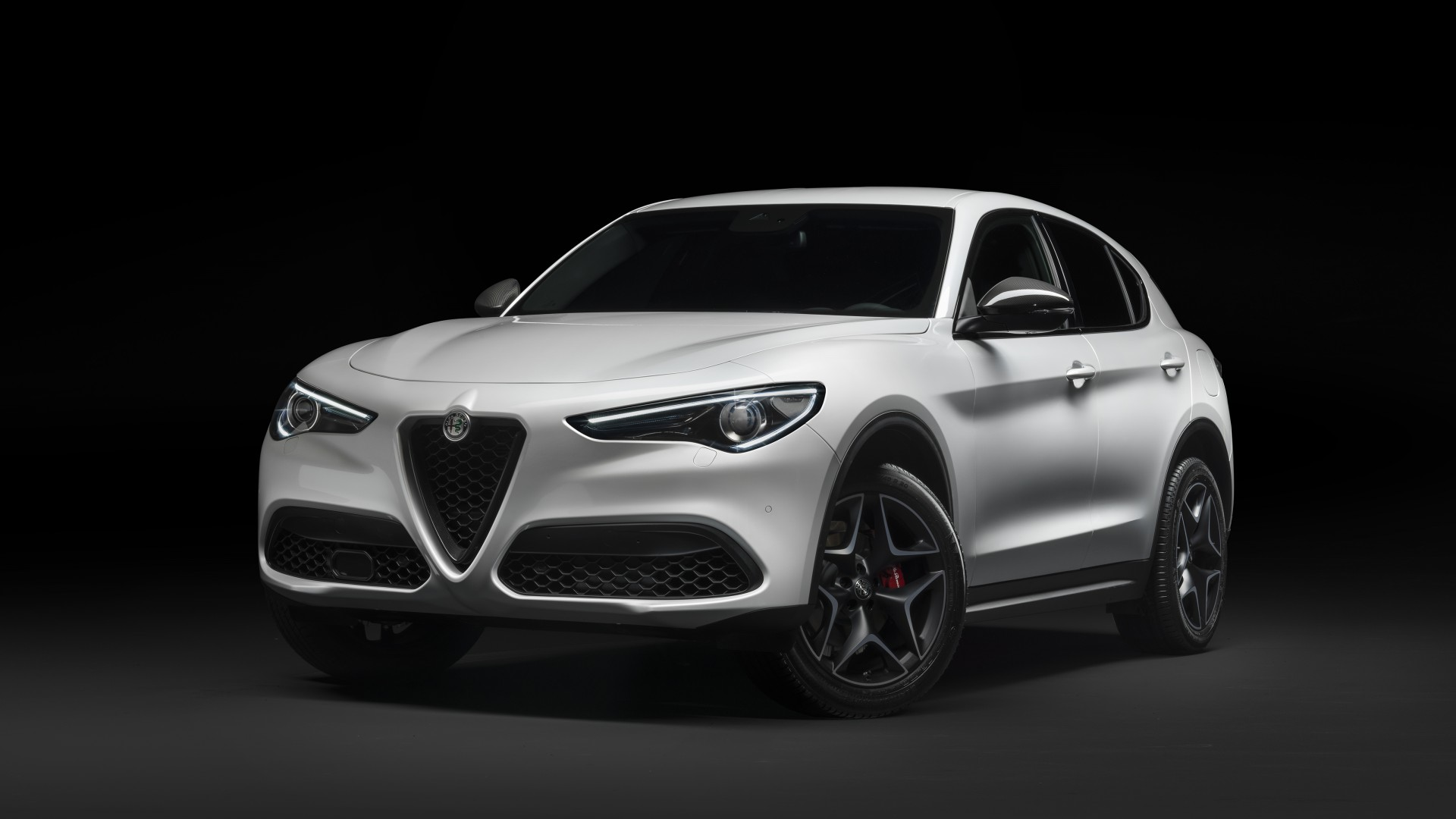 Alfa Romeo Giulia >> Alfa Romeo Stelvio Ti 2019 5K Wallpaper | HD Car Wallpapers | ID #12121