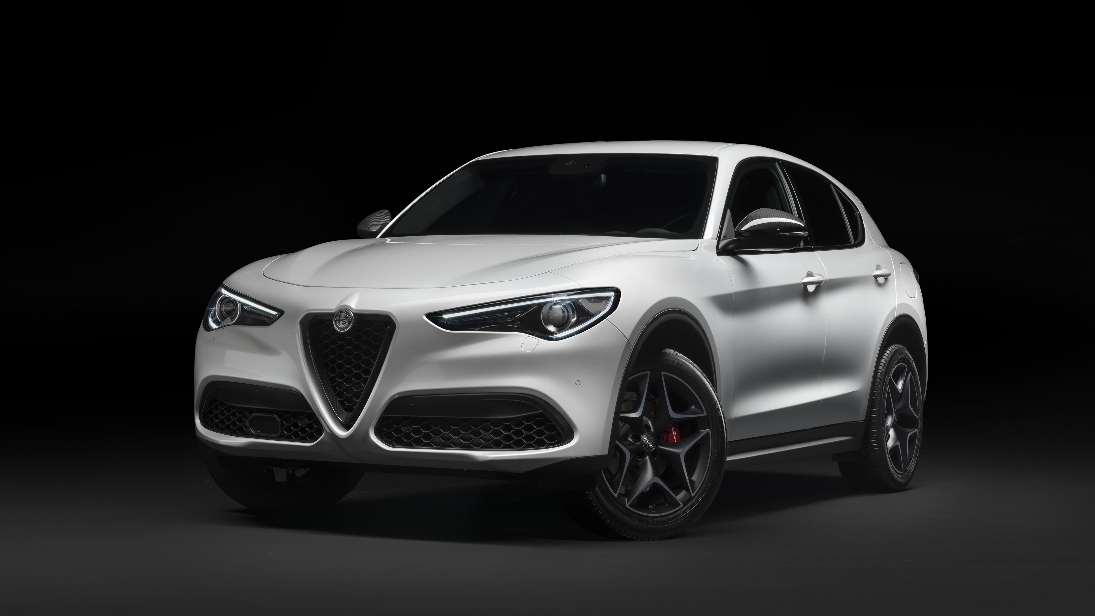 Alfa Romeo Stelvio Ti K X