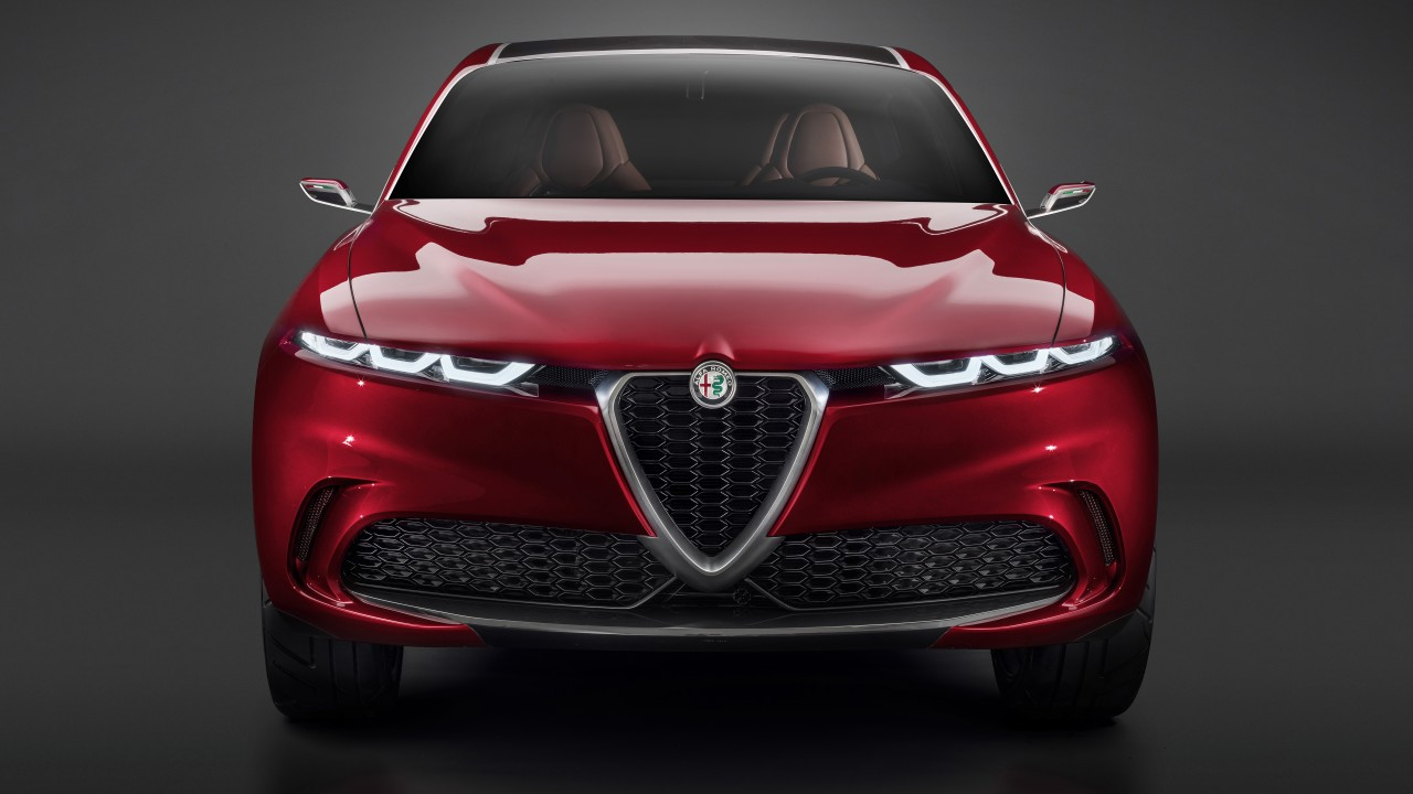 Alfa Romeo 4C >> Alfa Romeo Tonale Concept 2019 4K Wallpaper | HD Car ...