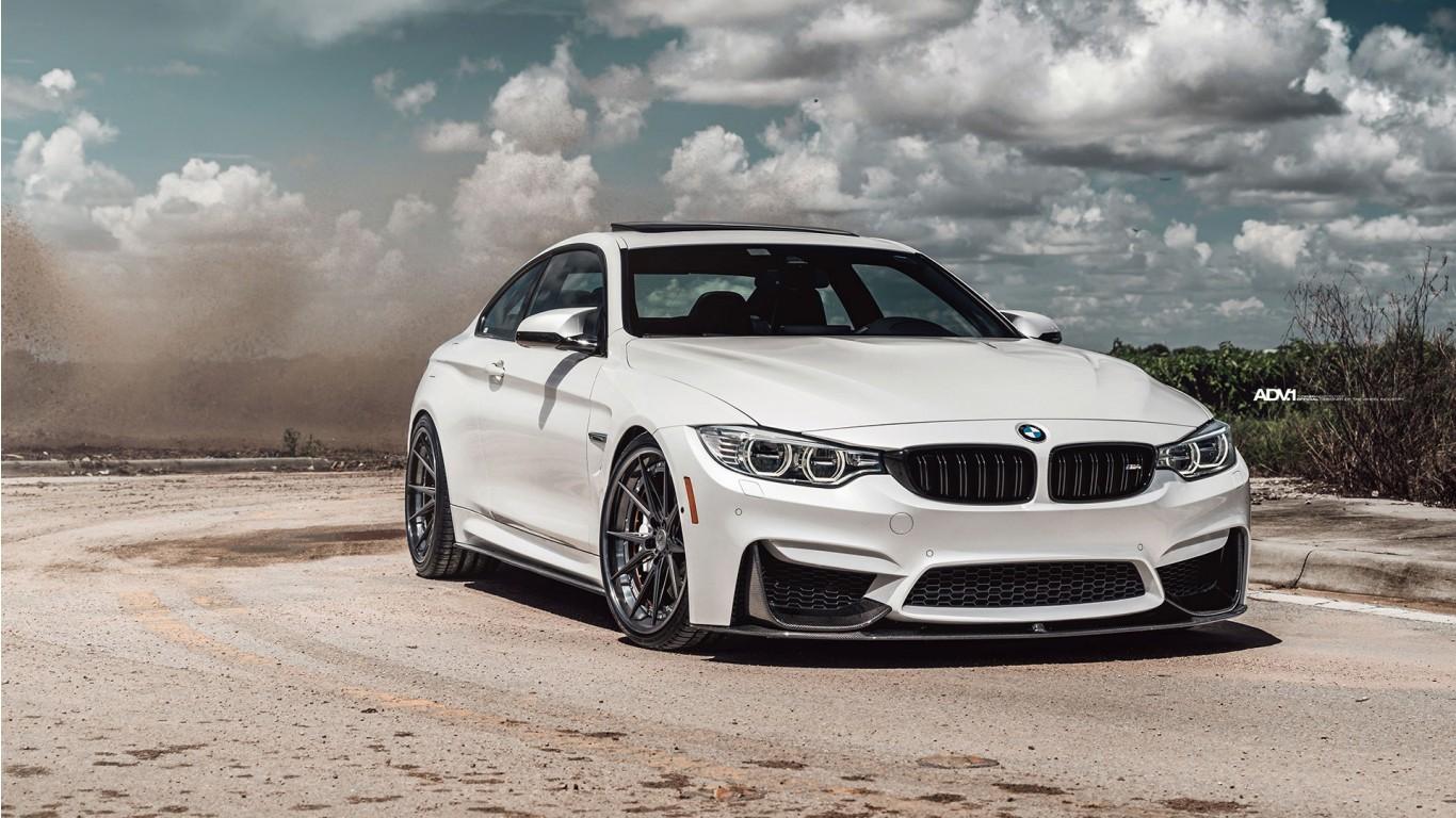 Alpine White BMW F82 M4 Wallpaper | HD Car Wallpapers | ID ...