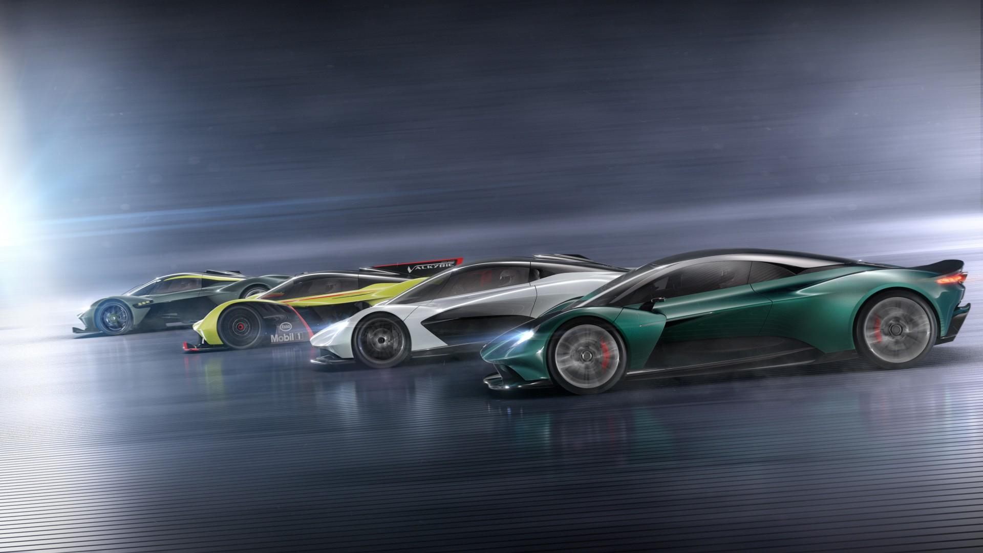 Aston Martin Concept Cars K X