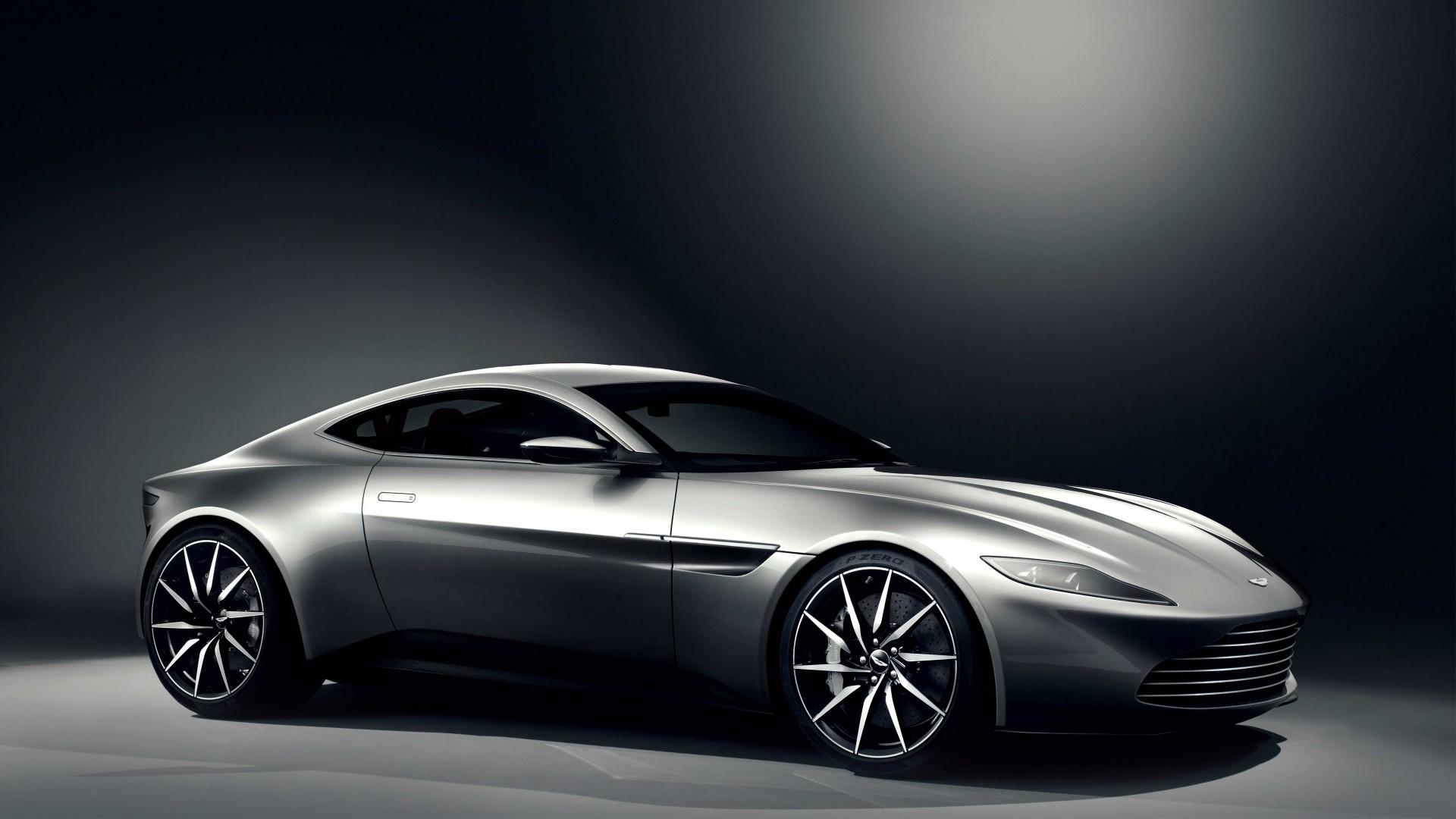 Mercedes Benz Logo >> Aston Martin DB10 4K Wallpaper | HD Car Wallpapers | ID #6010