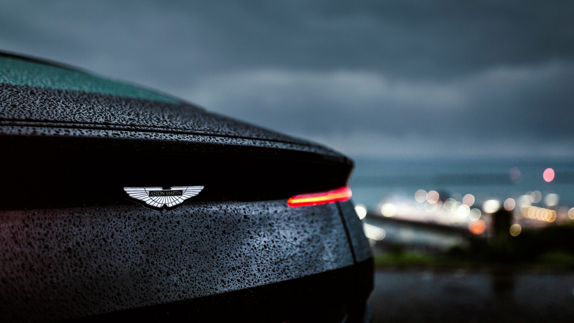 Aston Martin DB11 2017 4K Wallpaper | HD Car Wallpapers ...