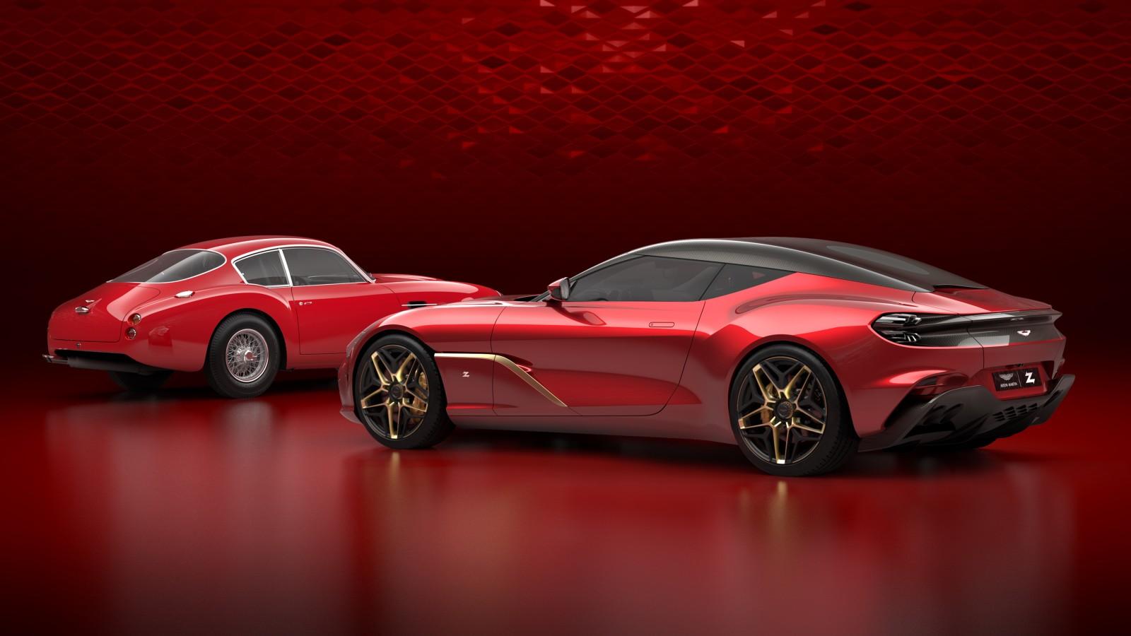 Aston Martin Dbs Gt Zagato 2019 4k 2 Wallpaper Hd Car Wallpapers Id 12901