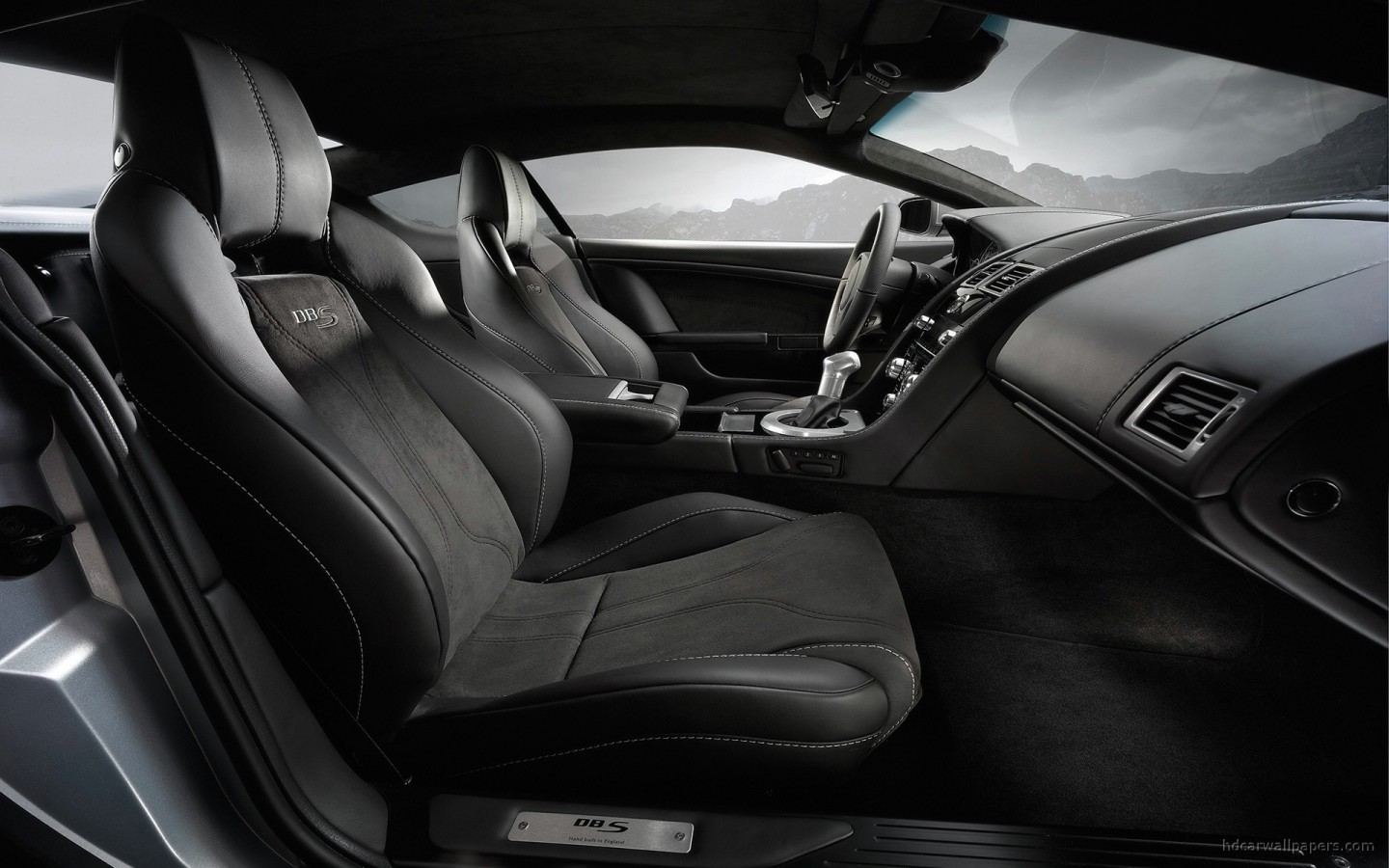Aston Martin Dbs Interior Wallpaper Hd Car Wallpapers