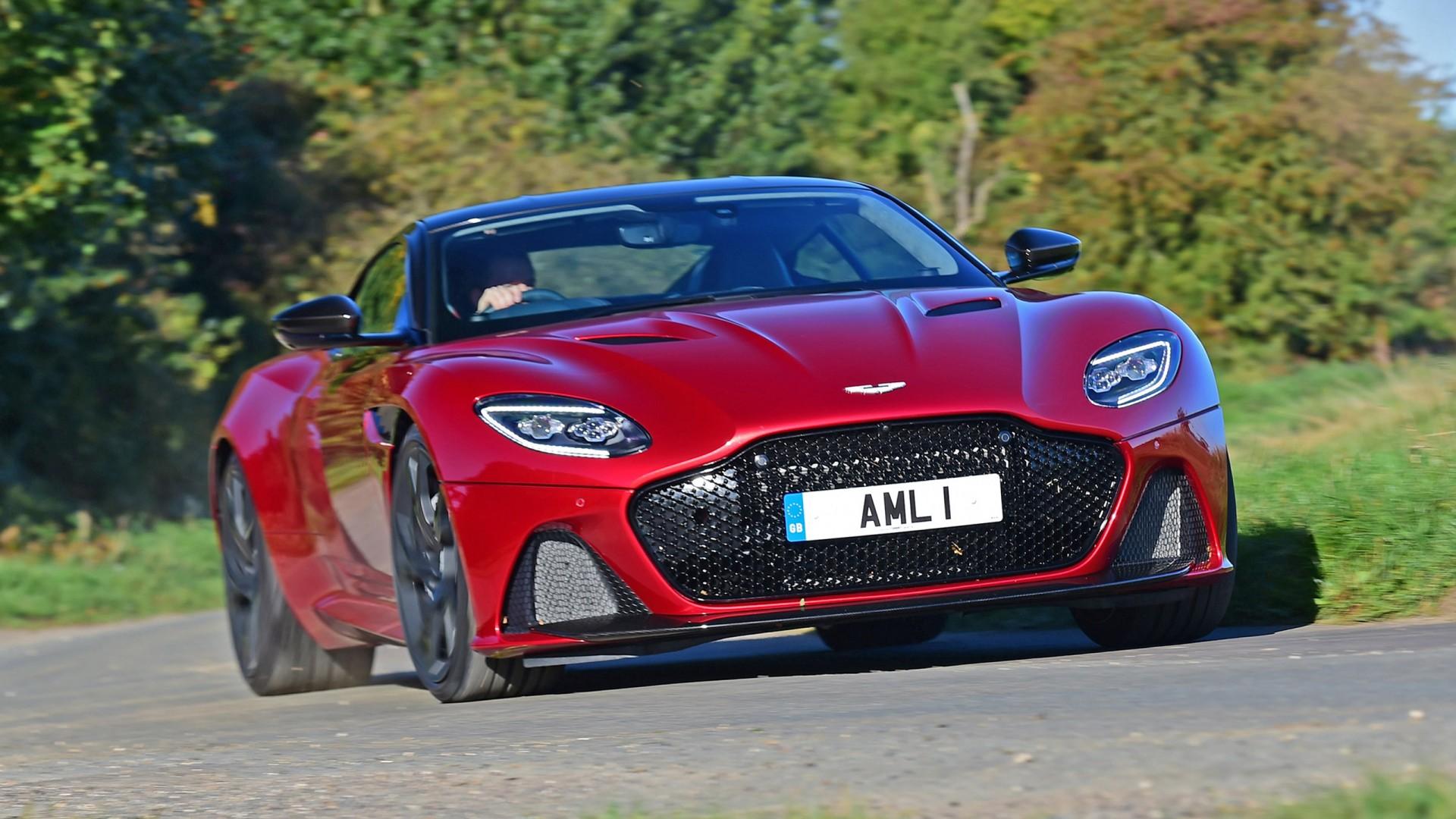 Aston Martin Dbs Superleggera 2019 Wallpaper Hd Car