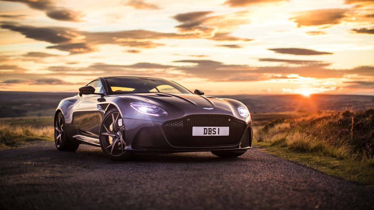 Aston Martin Dbs Superleggera 2019 4k Wallpaper Hd Car