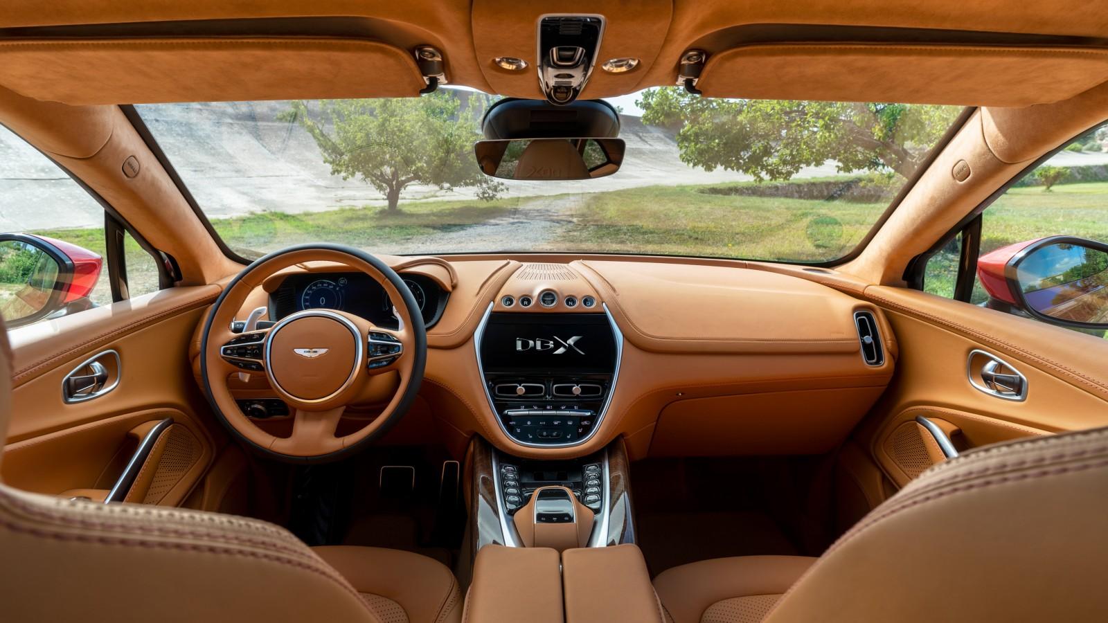 Aston Martin DBX 2020 Interior Wallpaper | HD Car ...
