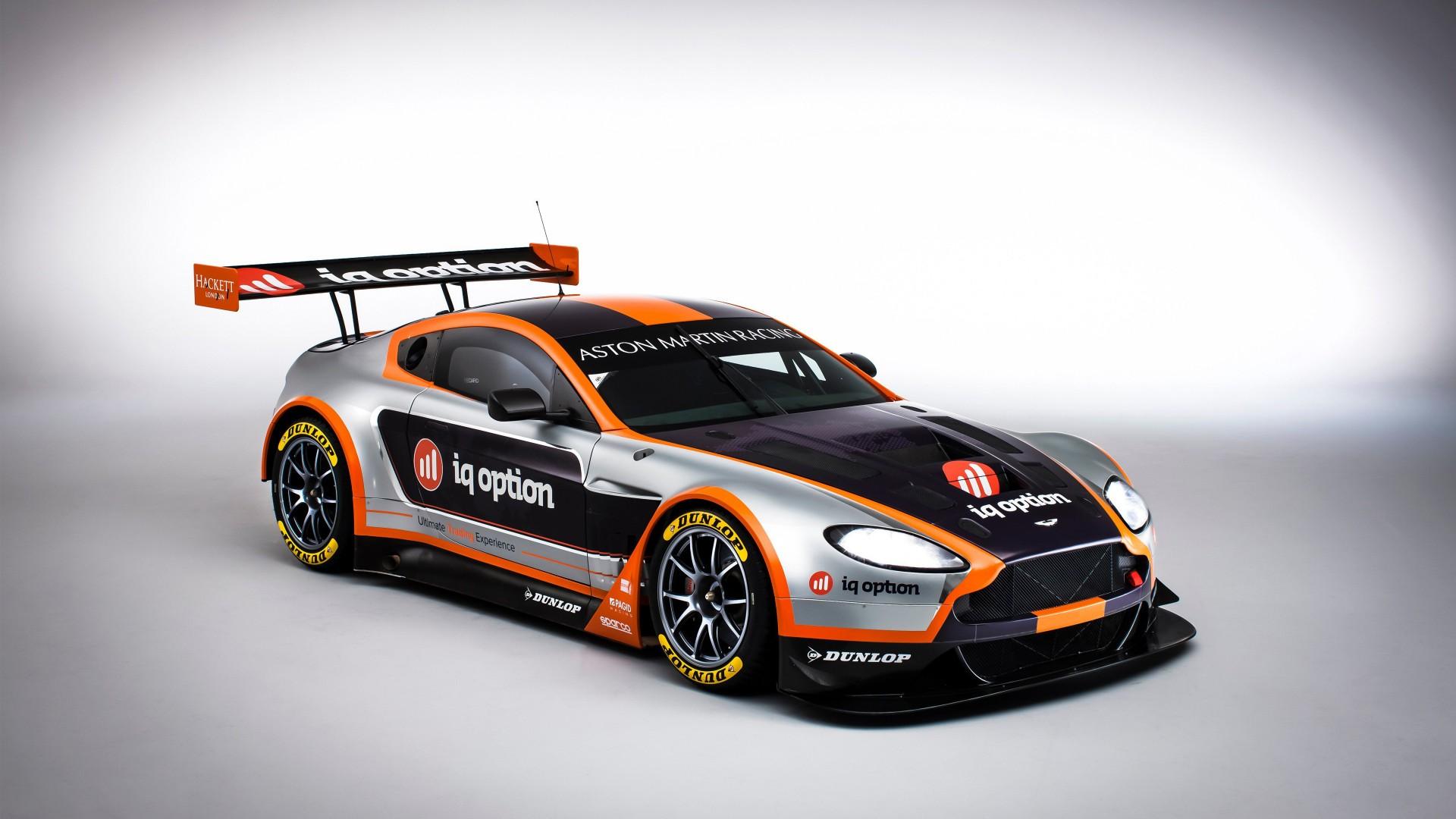 Wallpaper Android Motorsport: Aston Martin Racing Car Wallpaper