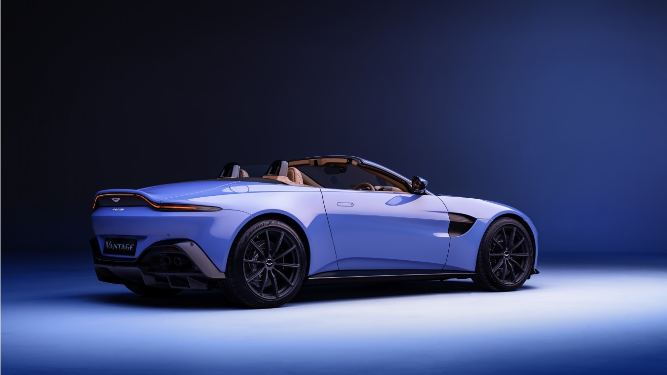 Aston Martin Vantage Roadster 2020 5k 5 Wallpaper Hd Car
