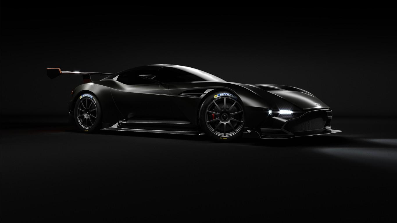 Car Wallpapers Backgrounds Hd: Aston Martin Vulcan Wallpaper