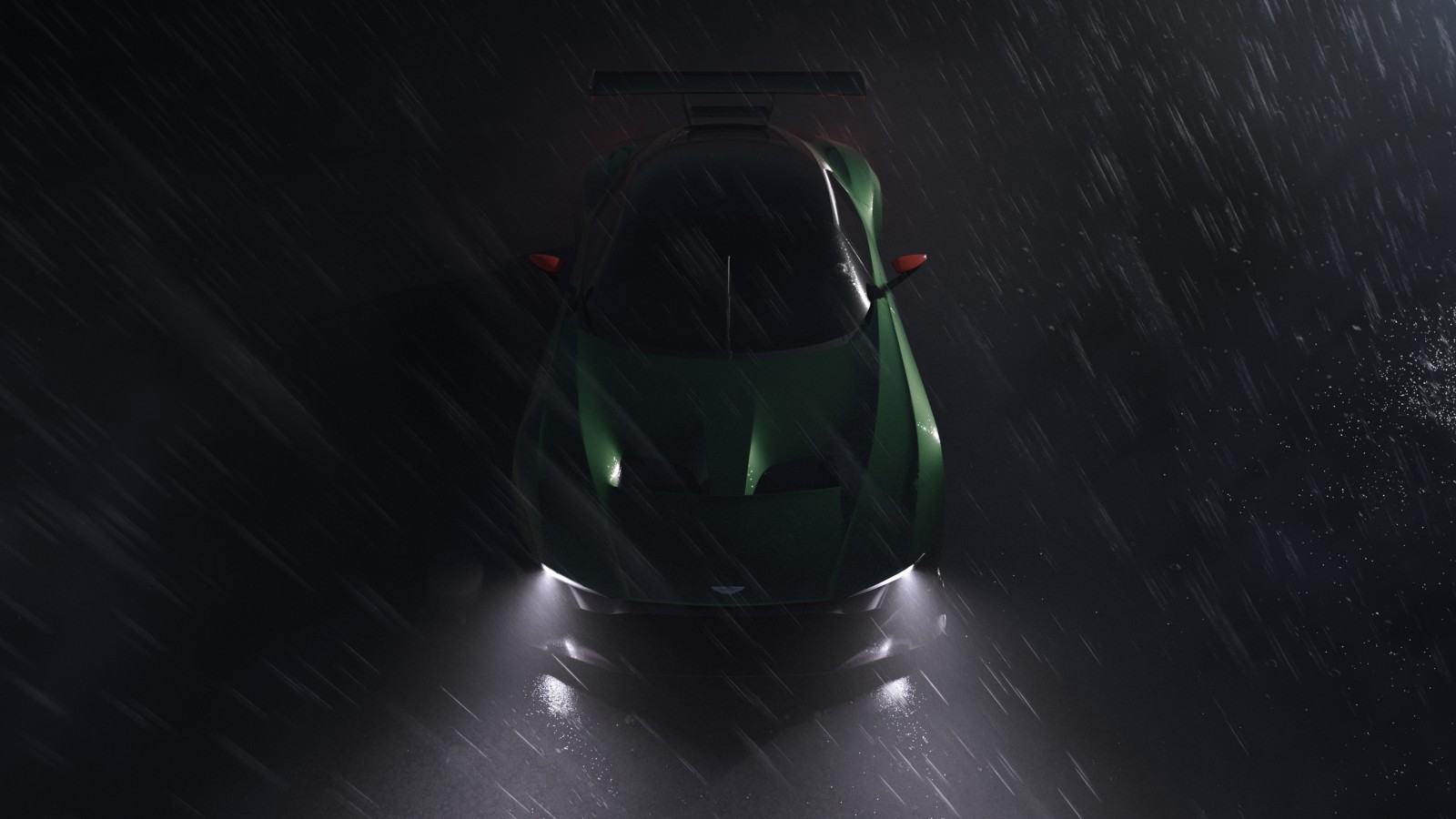 Aston Martin Vulcan 4K Wallpaper | HD Car Wallpapers | ID ...