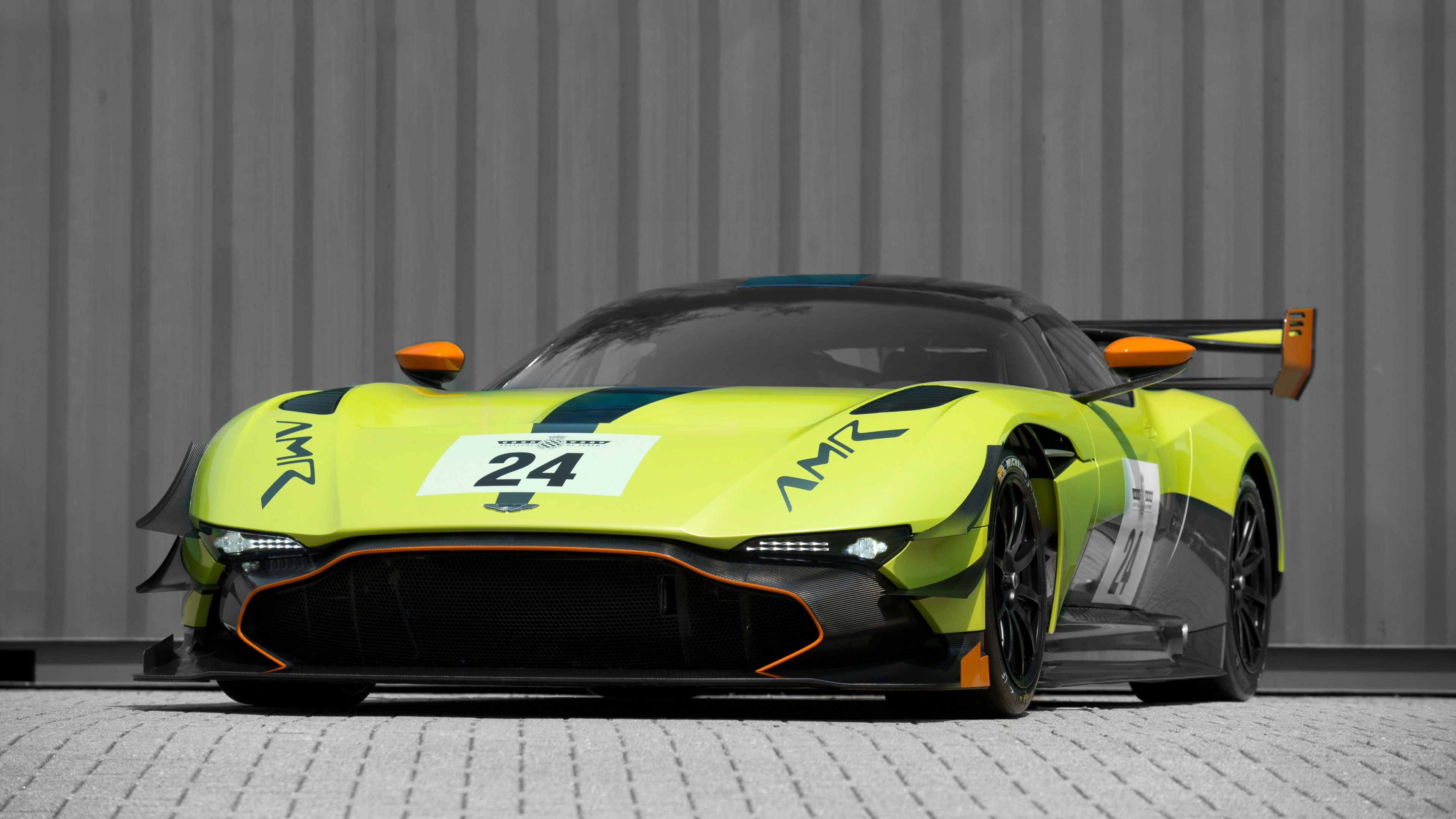 Aston Martin Vulcan Amr Pro 2018 4k Wallpaper Hd Car