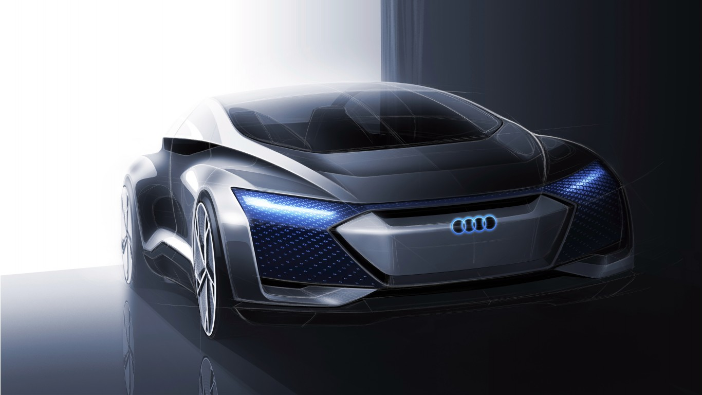 Audi Aicon Concept Car 4k Wallpaper Hd Car Wallpapers Id 8606