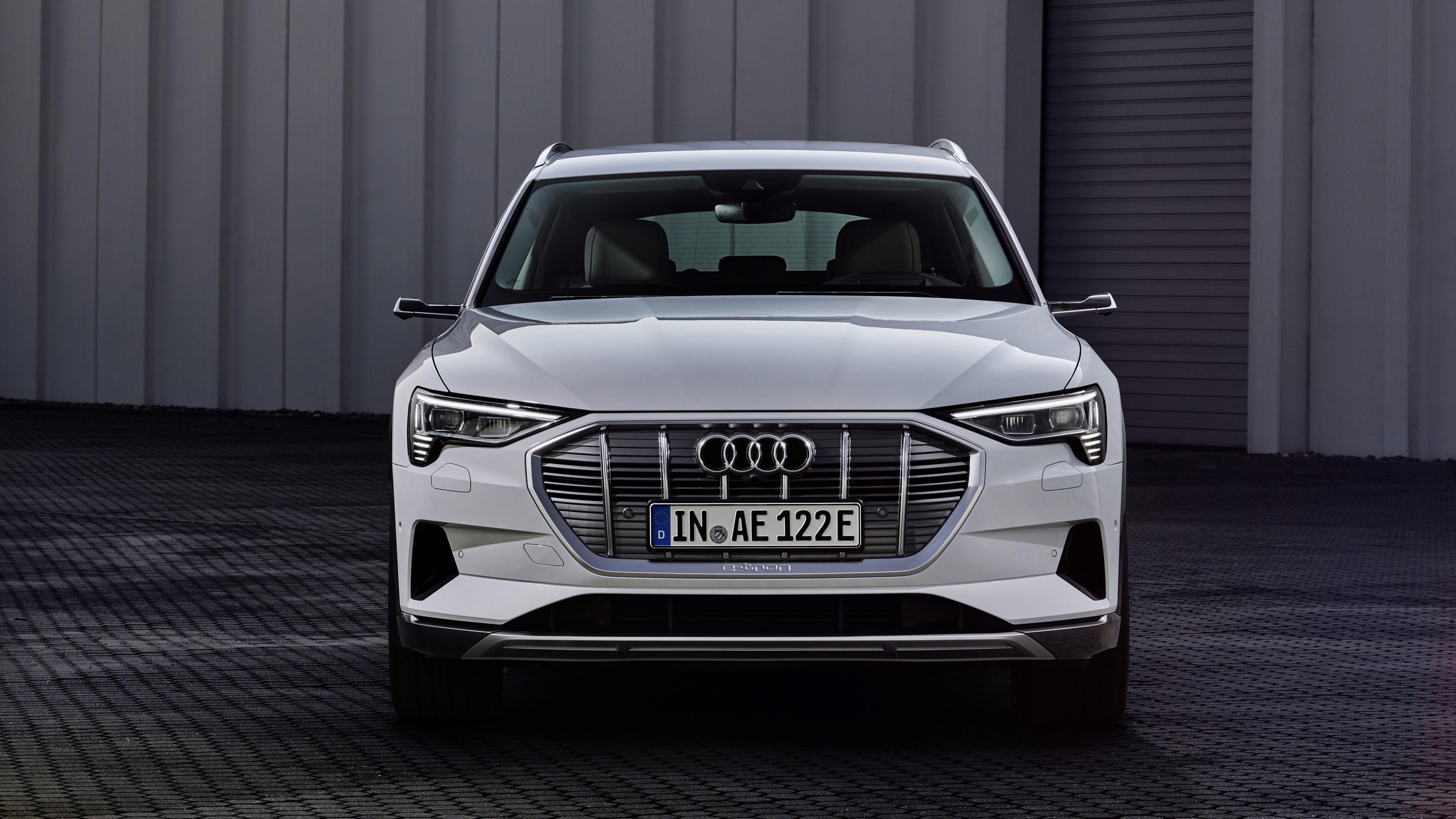 Audi E Tron 50 Quattro 2019 4k Wallpaper Hd Car Wallpapers Id 12949