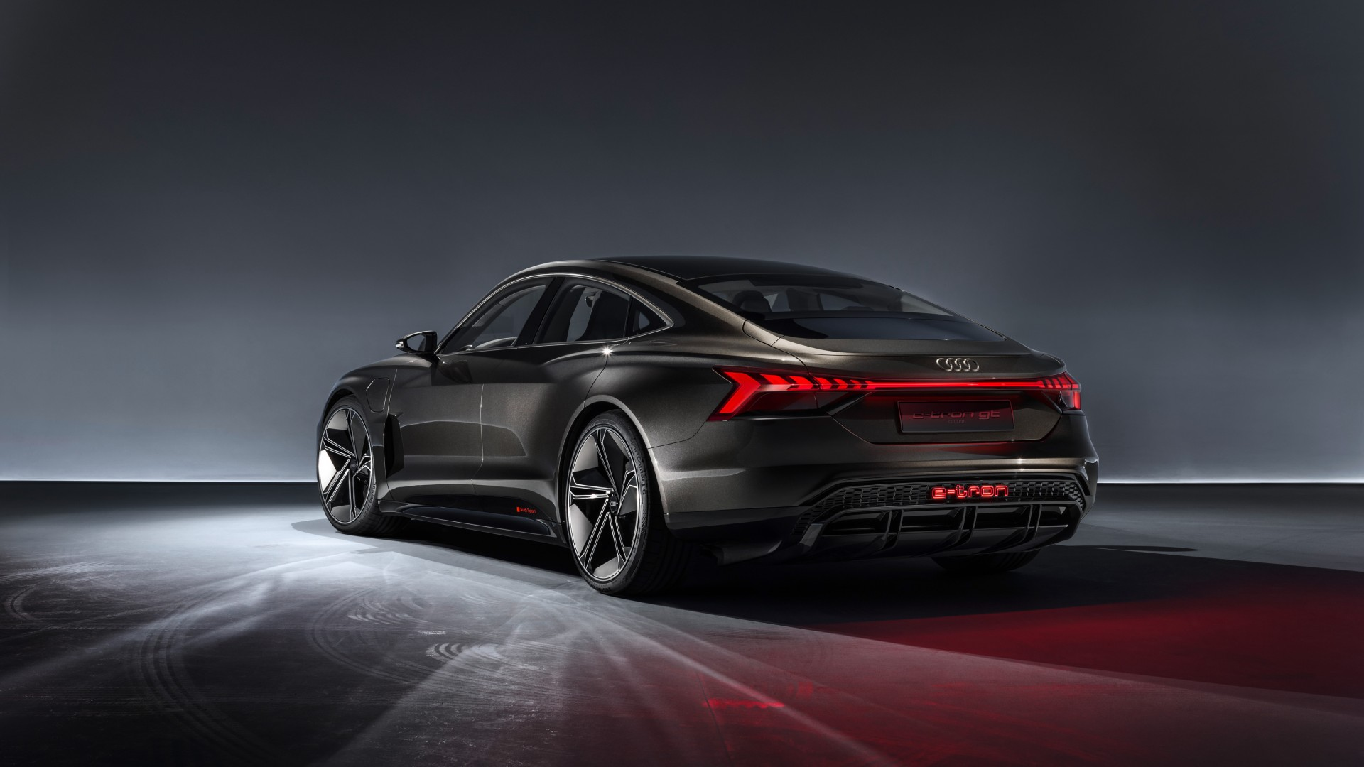 Audi E Tron >> Audi e-tron GT Concept 2019 4K 4 Wallpaper | HD Car ...