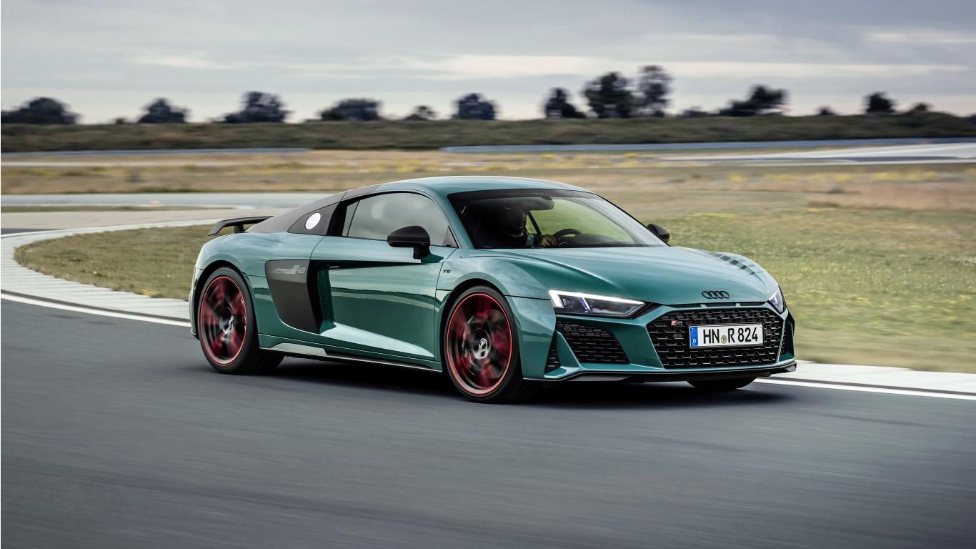 Audi R8 Green Hell 2021 4K Wallpaper   HD Car Wallpapers ...