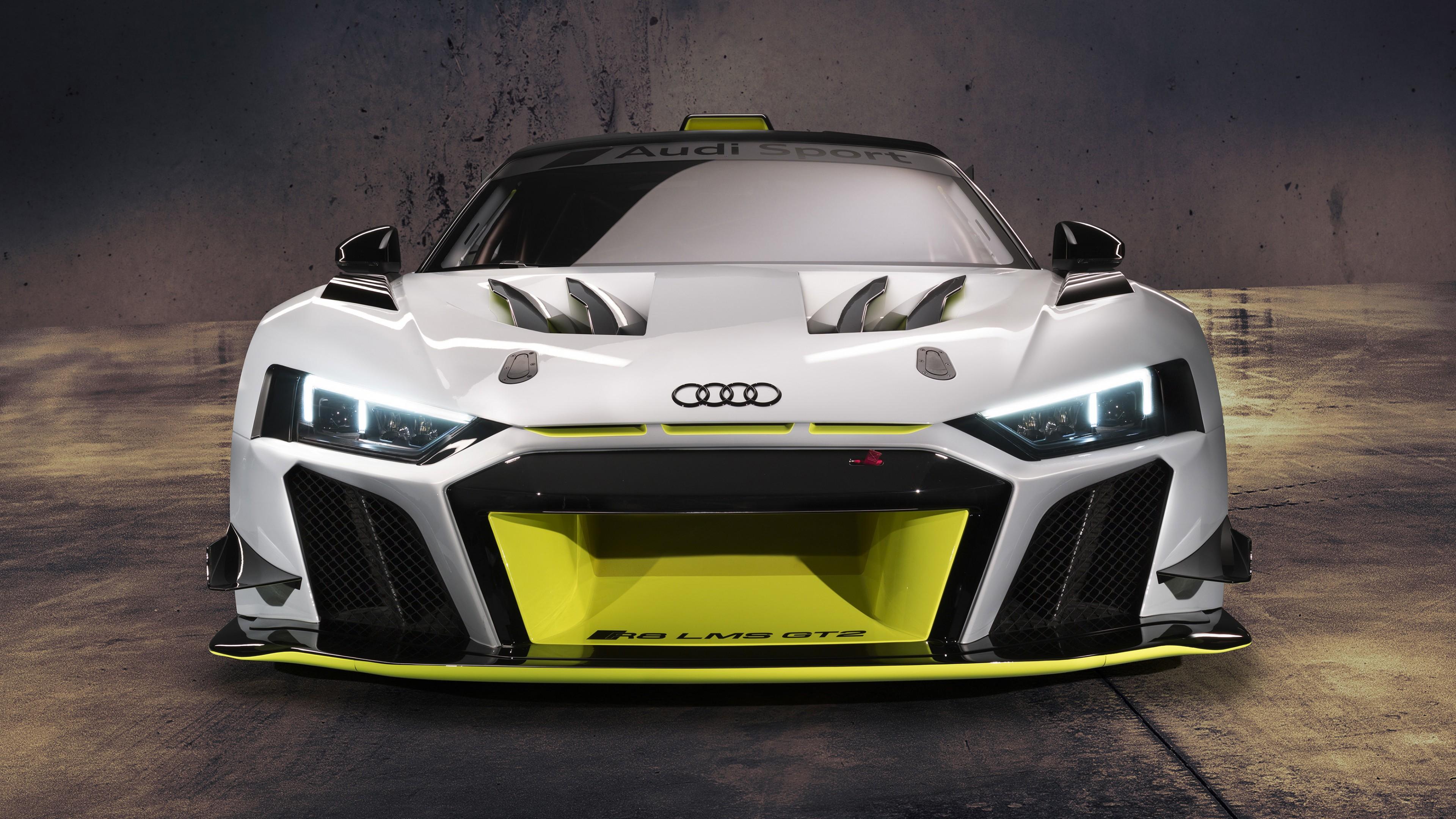 Audi R8 Lms Gt2 2019 4k Wallpaper Hd Car Wallpapers Id 12866