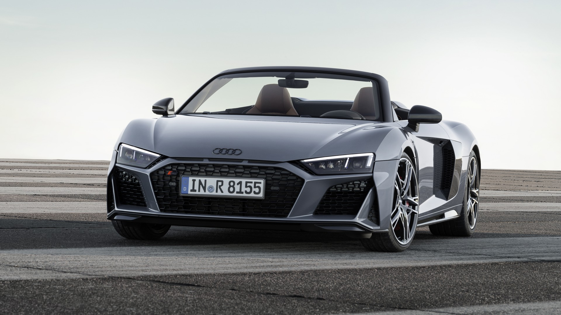 Audi R8 Spyder V10 2019 4K Wallpaper | HD Car Wallpapers ...