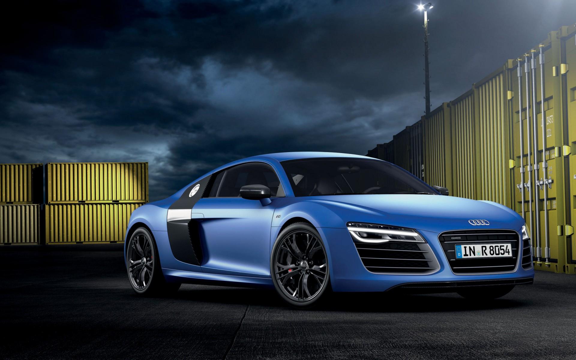 Audi R8 V10 Plus Wallpaper | HD Car Wallpapers | ID #3114
