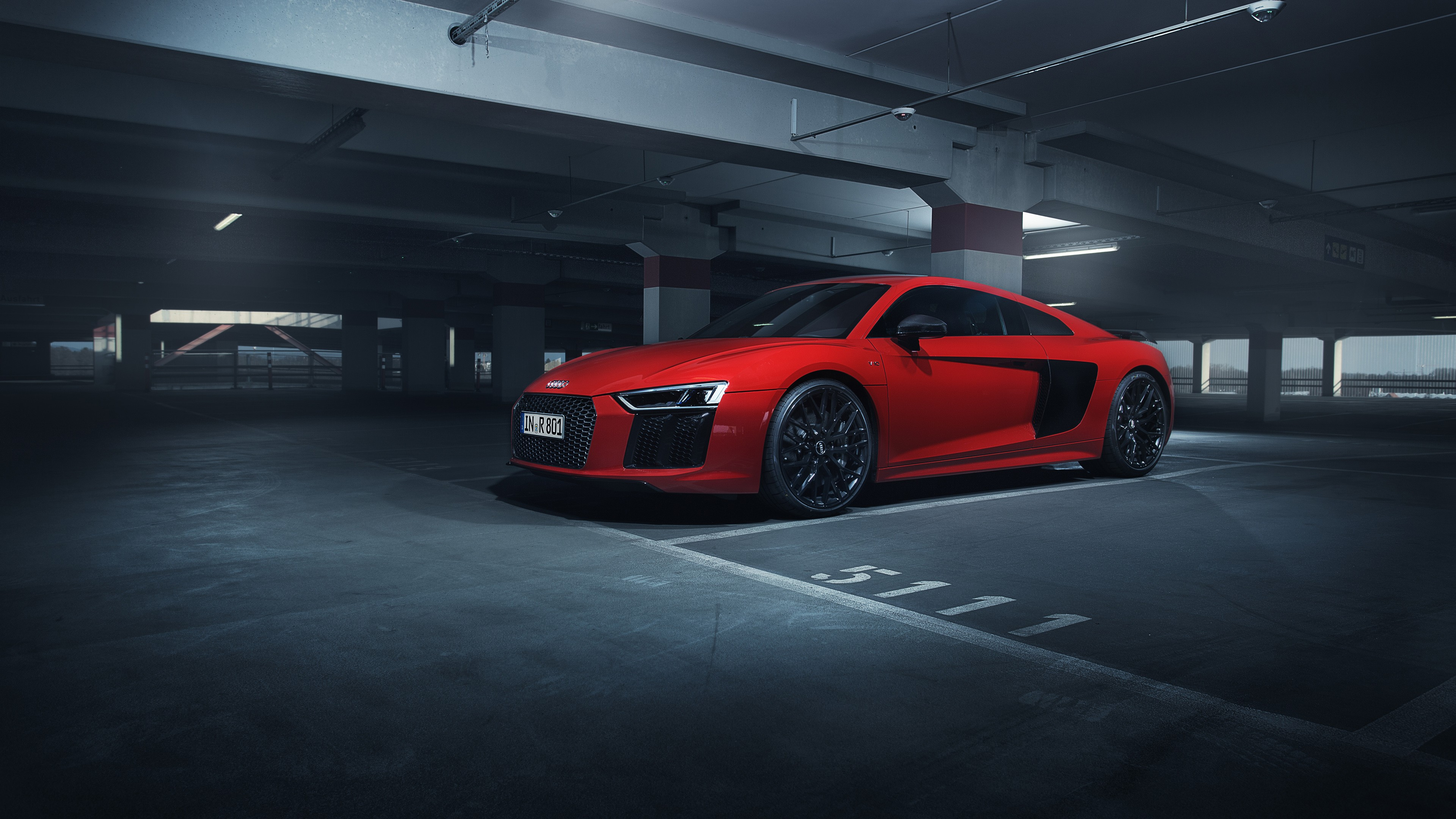 Audi R8 V10 Plus 4k Wallpaper Hd Car Wallpapers Id 10996