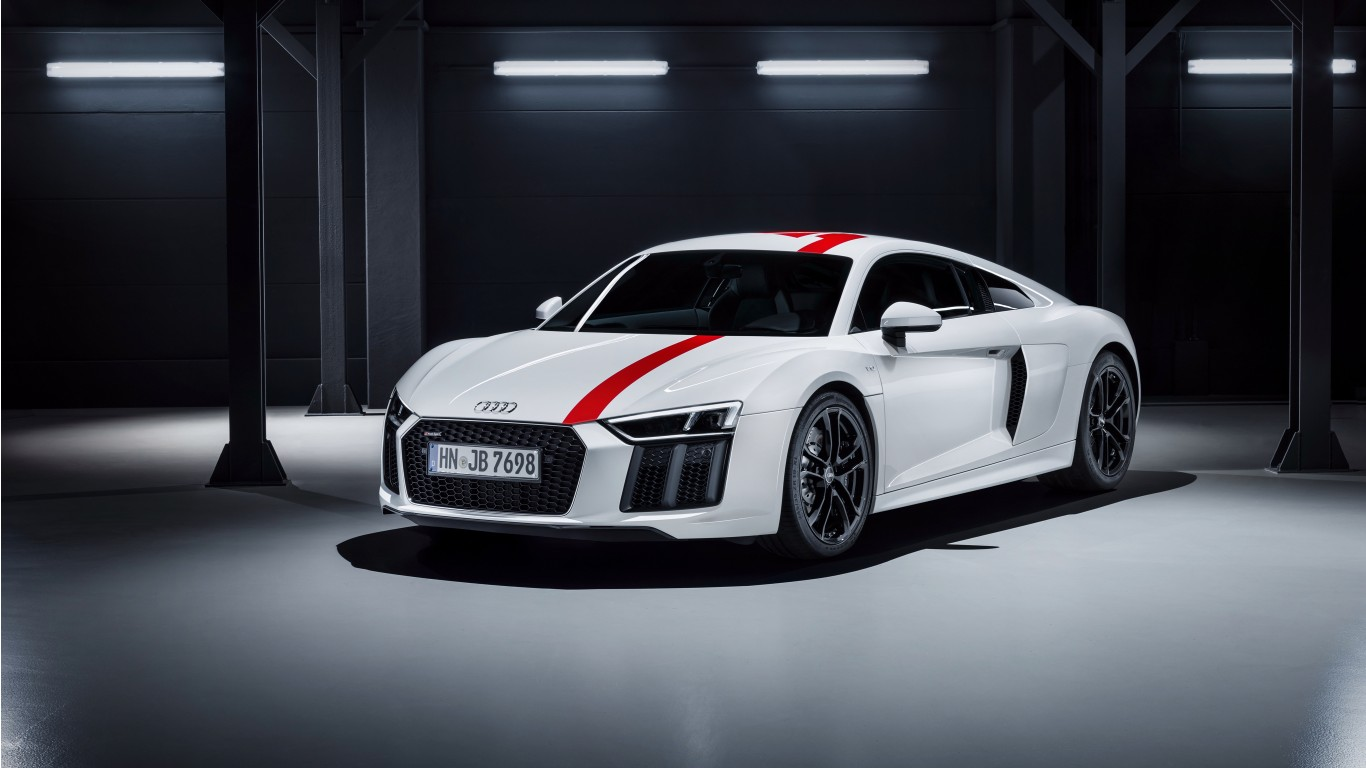 Audi R8 V10 RWS 2018 4K Wallpaper | HD Car Wallpapers | ID ...