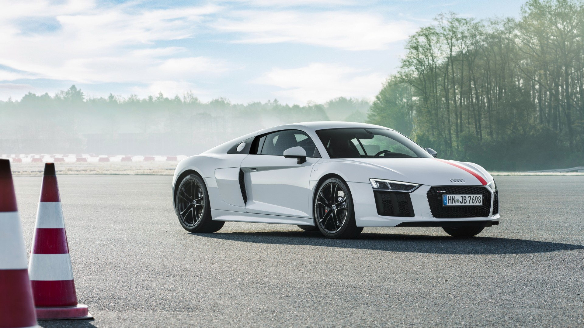 Audi R8 V10 Rws 2018 4k 4 Wallpaper Hd Car Wallpapers