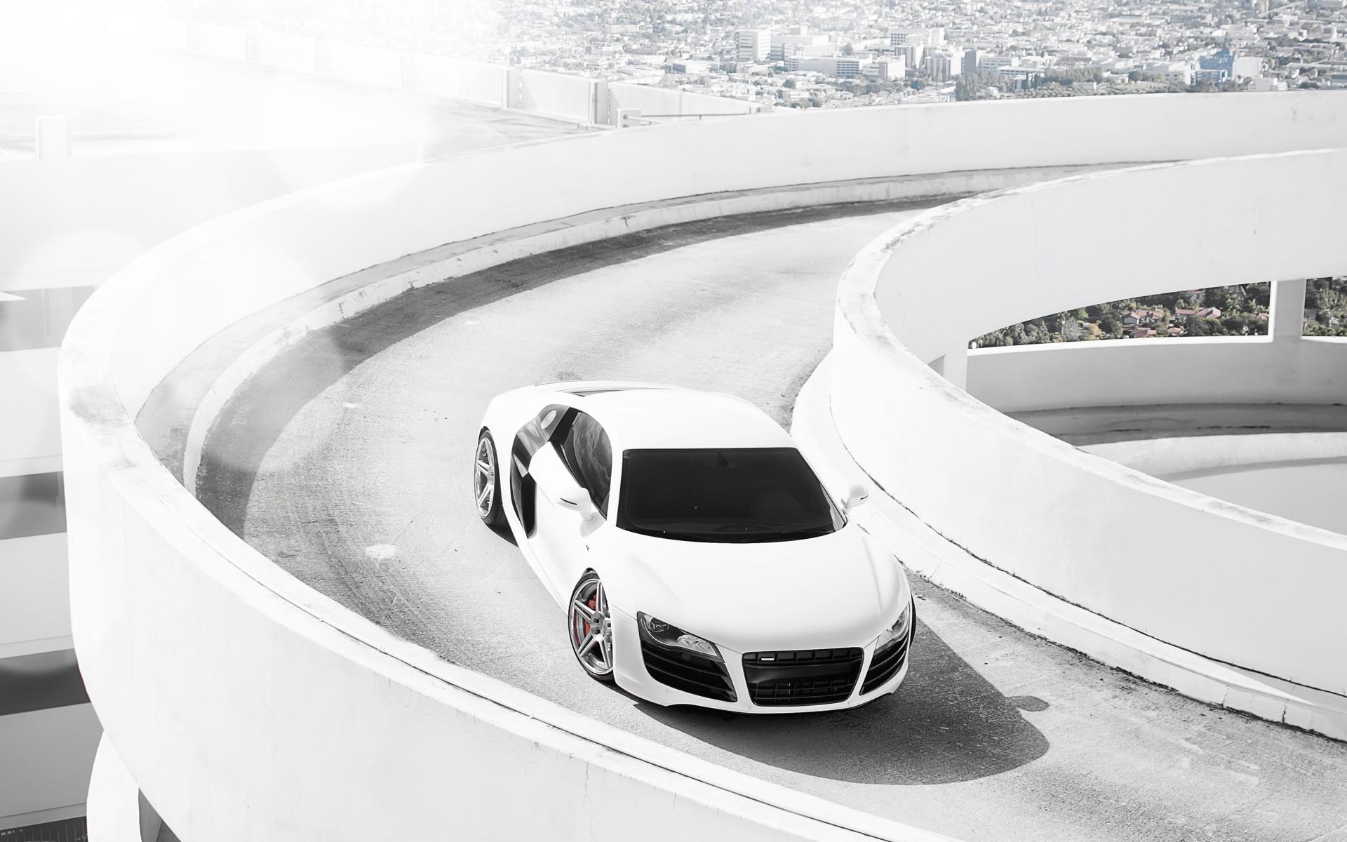 Audi R8 White Wallpaper Hd Car Wallpapers Id 2601