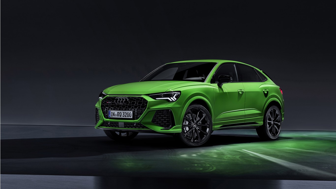 Audi Rs Q3 Sportback 2019 4k Wallpaper Hd Car Wallpapers