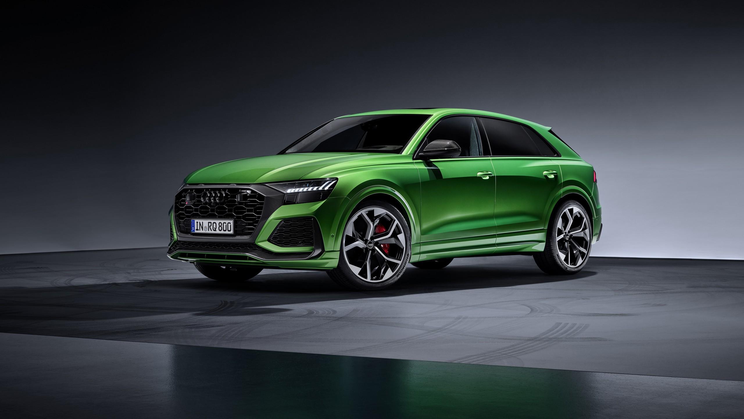 Audi Rs Q8 2020 4k 2 Wallpaper Hd Car Wallpapers Id 13710 Audi rs q8 2020 4k interior wallpaper